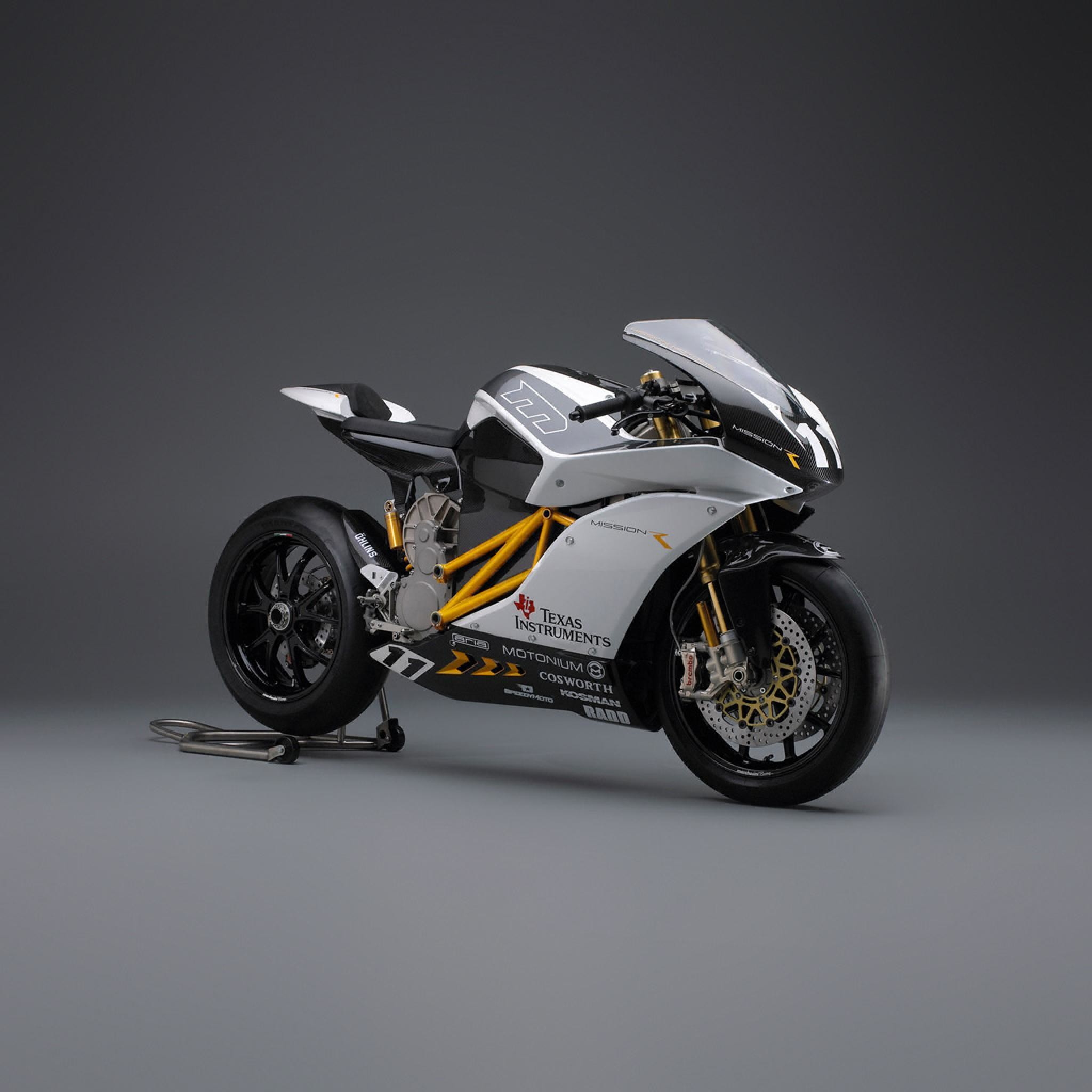 2048x2048 Motorbikes – Mission R Electric Superbike Wallpaper for ...