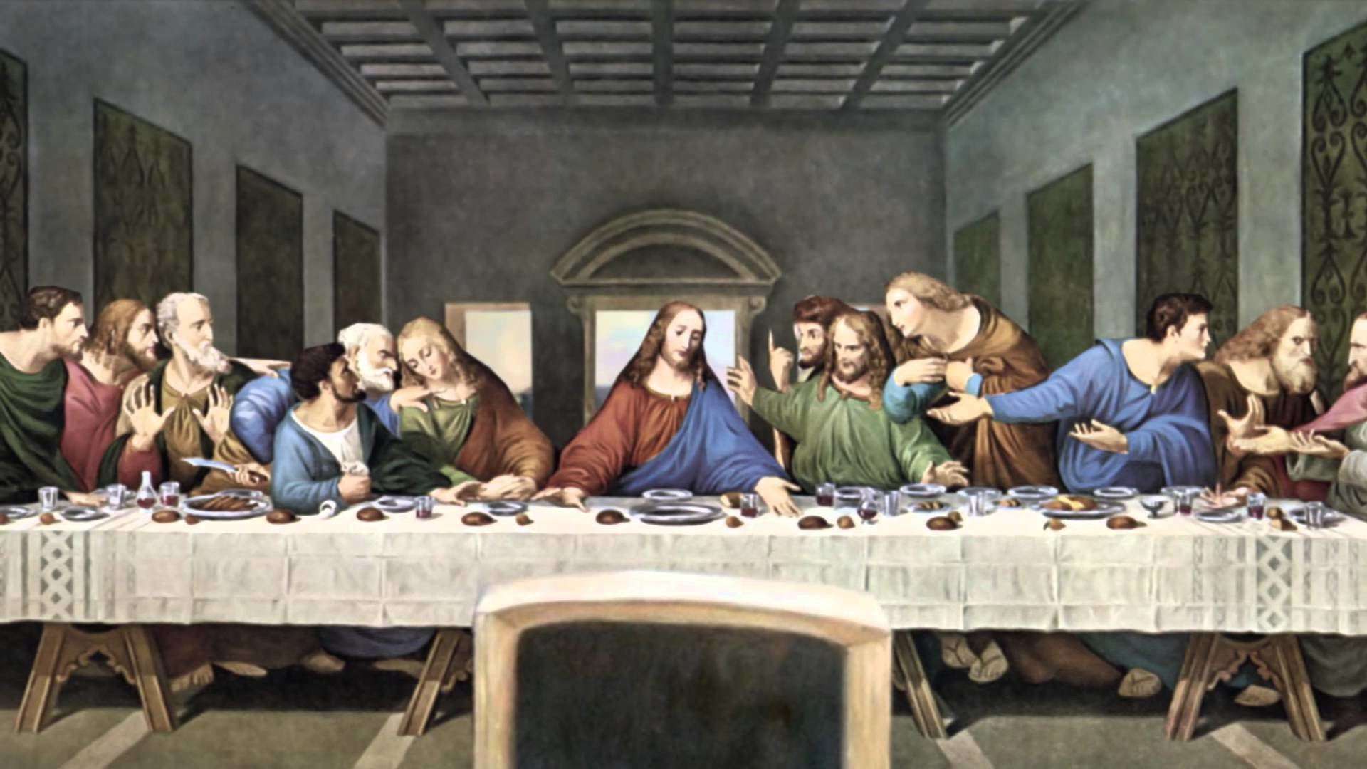 "leonardo da vinci and the last supper art essay Leonardo da vinci  1 t he mona lisa leonardo da vinci ""the last supper"" shows a good example of the successful usage of the linear art essay examples."