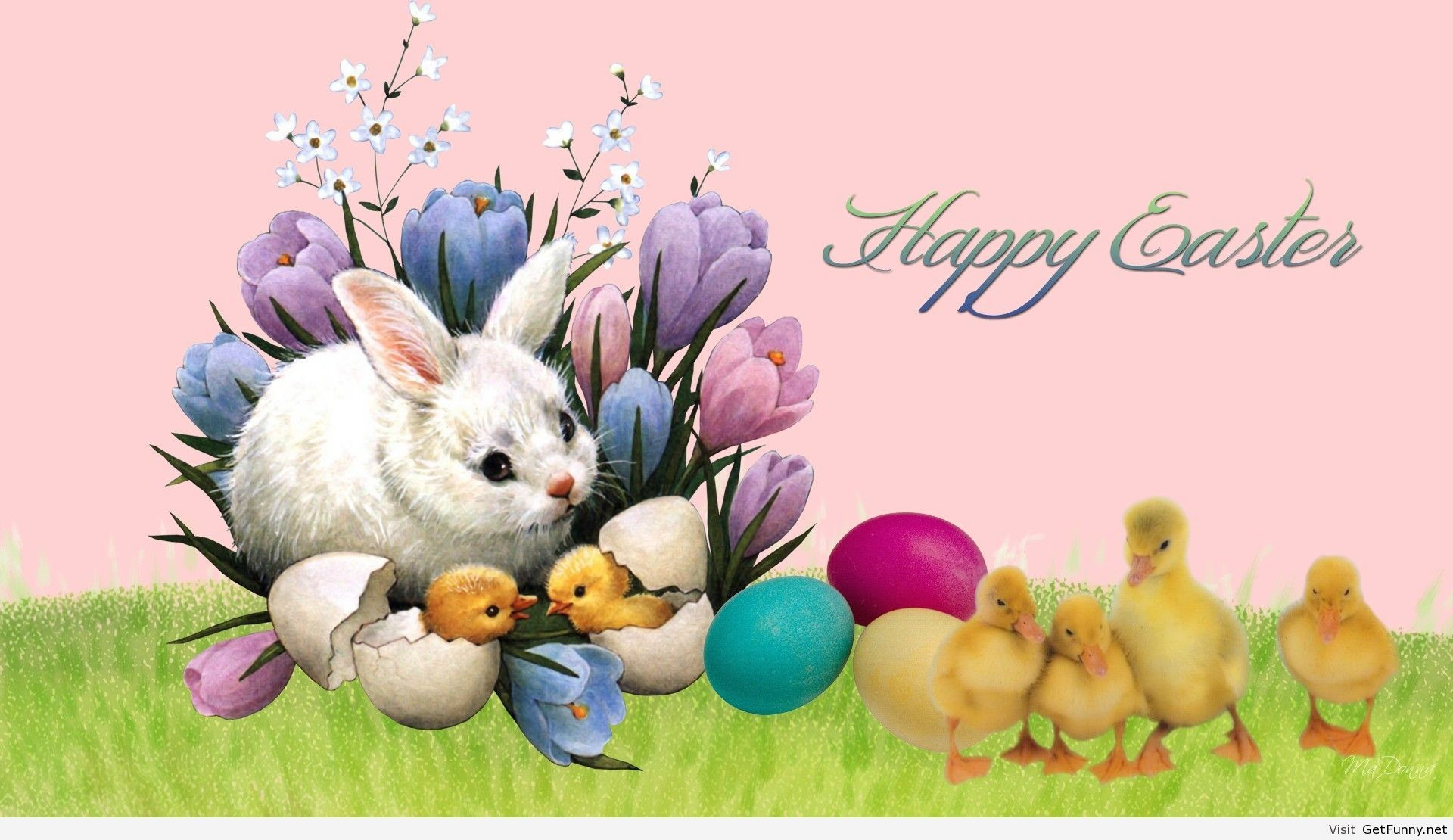 1920x1110 Happy Easter Photos, Easter Sunday Images, Happy Easter Sunday, Easter  Bunny Eggs,