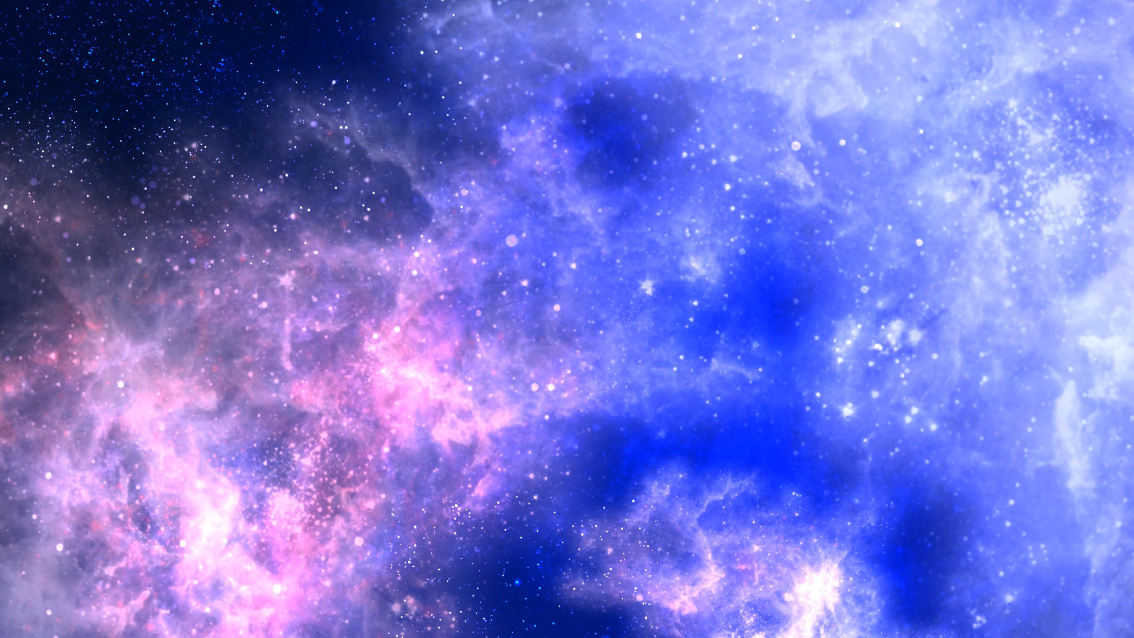 3840x2160 Preview Wallpaper Star Galaxy Glow Light 3840x2160