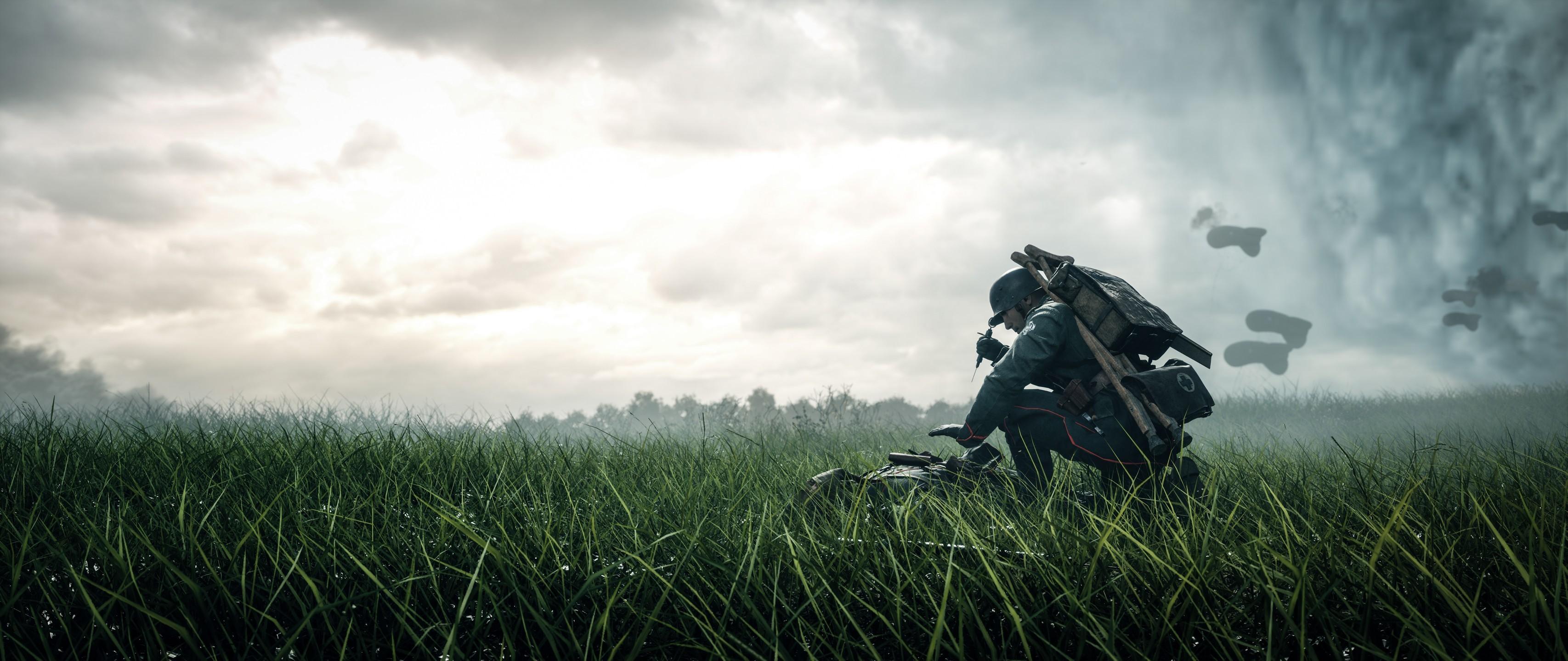 Battlefield 1 War Video Game Hd Wallpaper: World War 1 Wallpaper (58+ Images