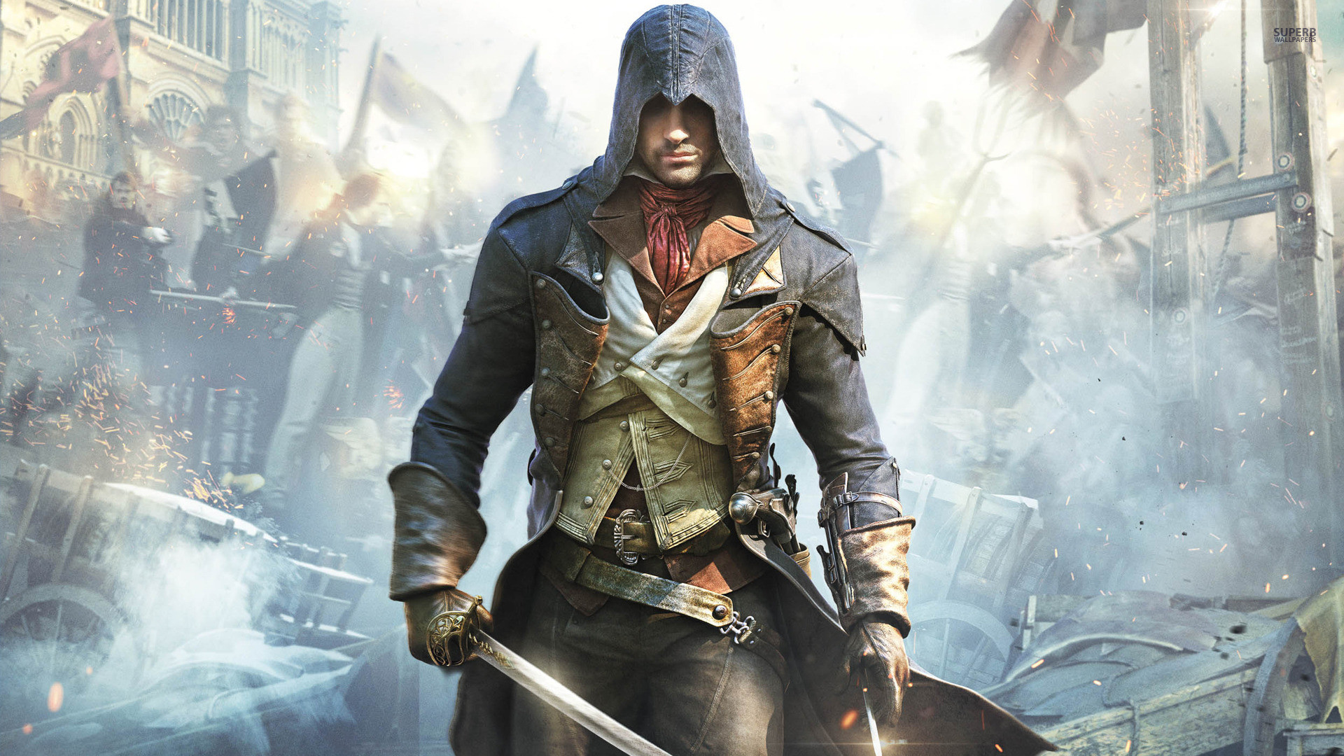 Assassins Creed Unity Wallpapers (83+ images)