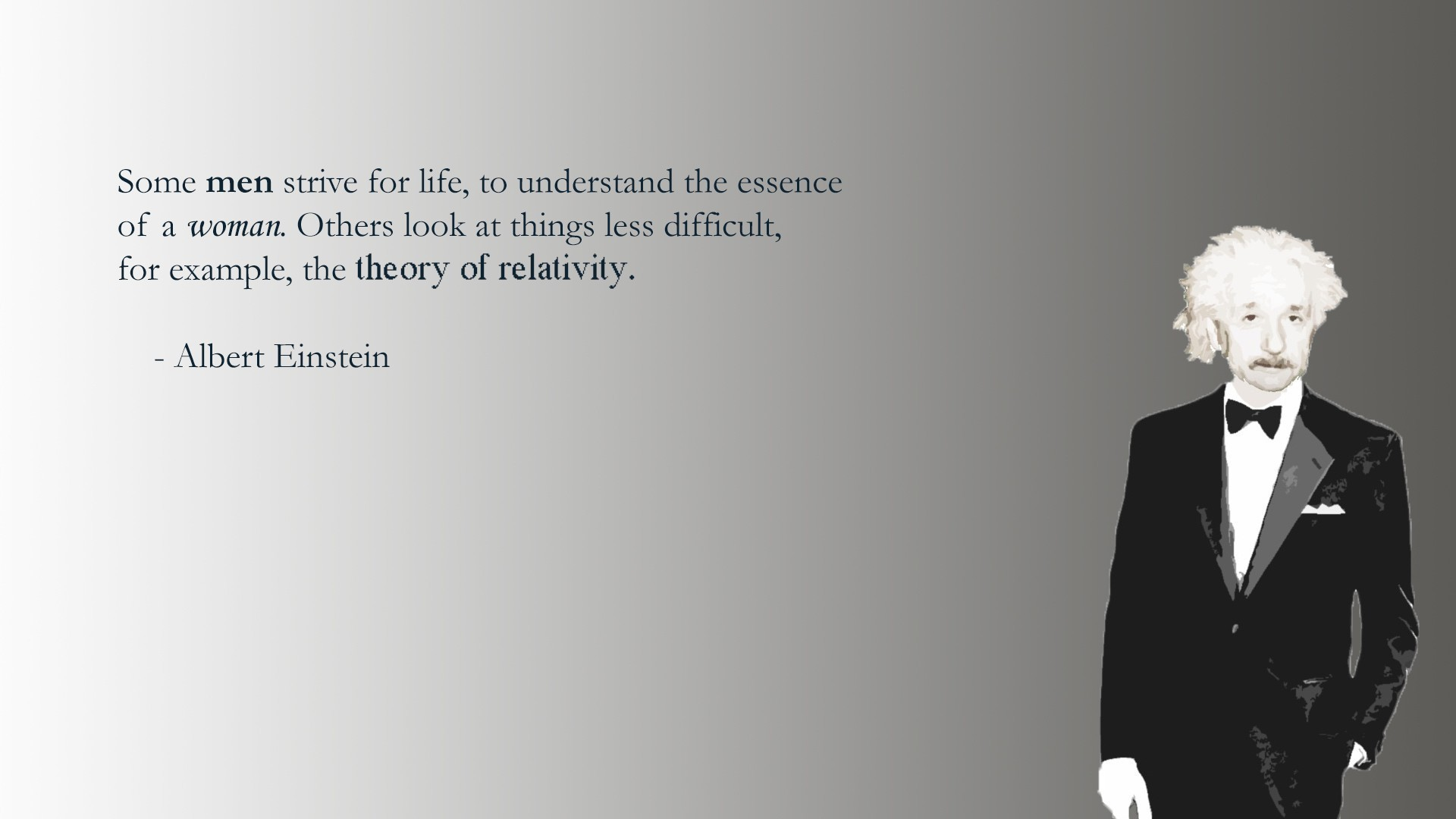 1920x1080 Science Albert Einstein Formulas Mathematics Physics