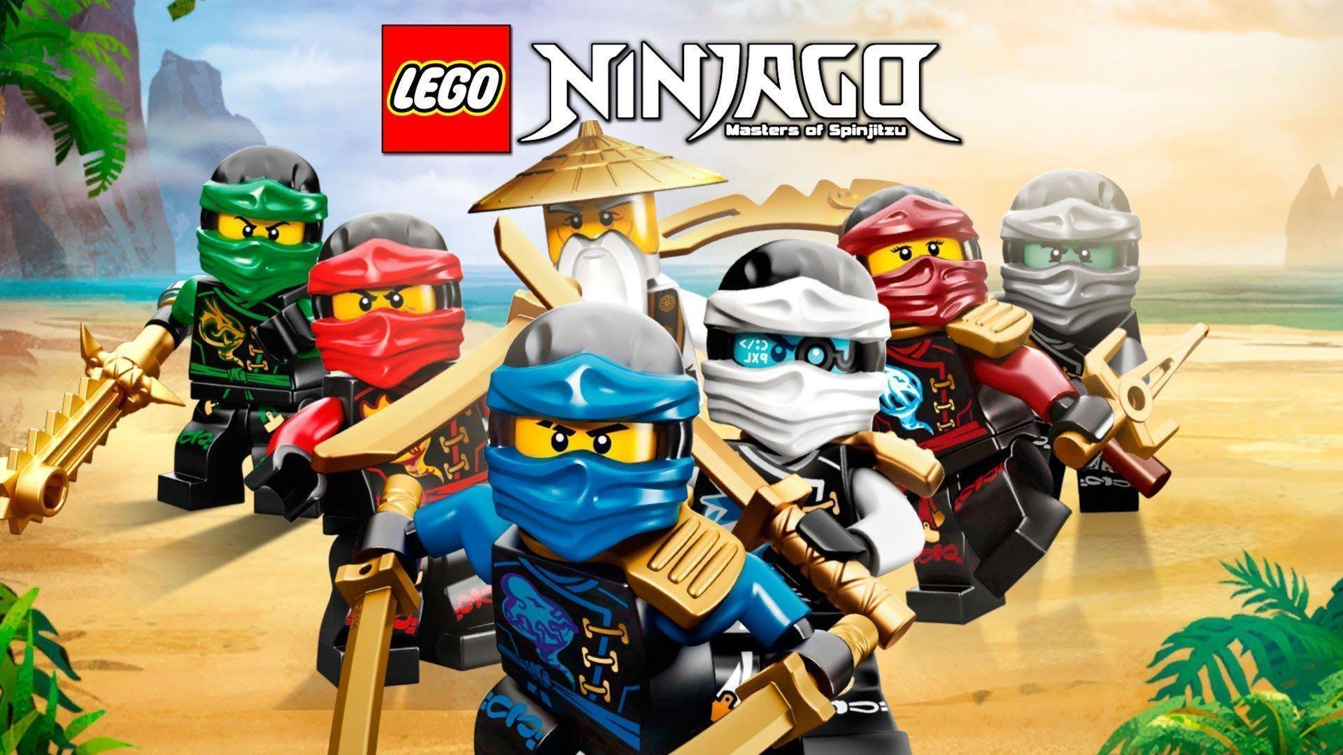 Lego ninjago wallpaper 80 images - Lego ninjago nouvelle saison ...
