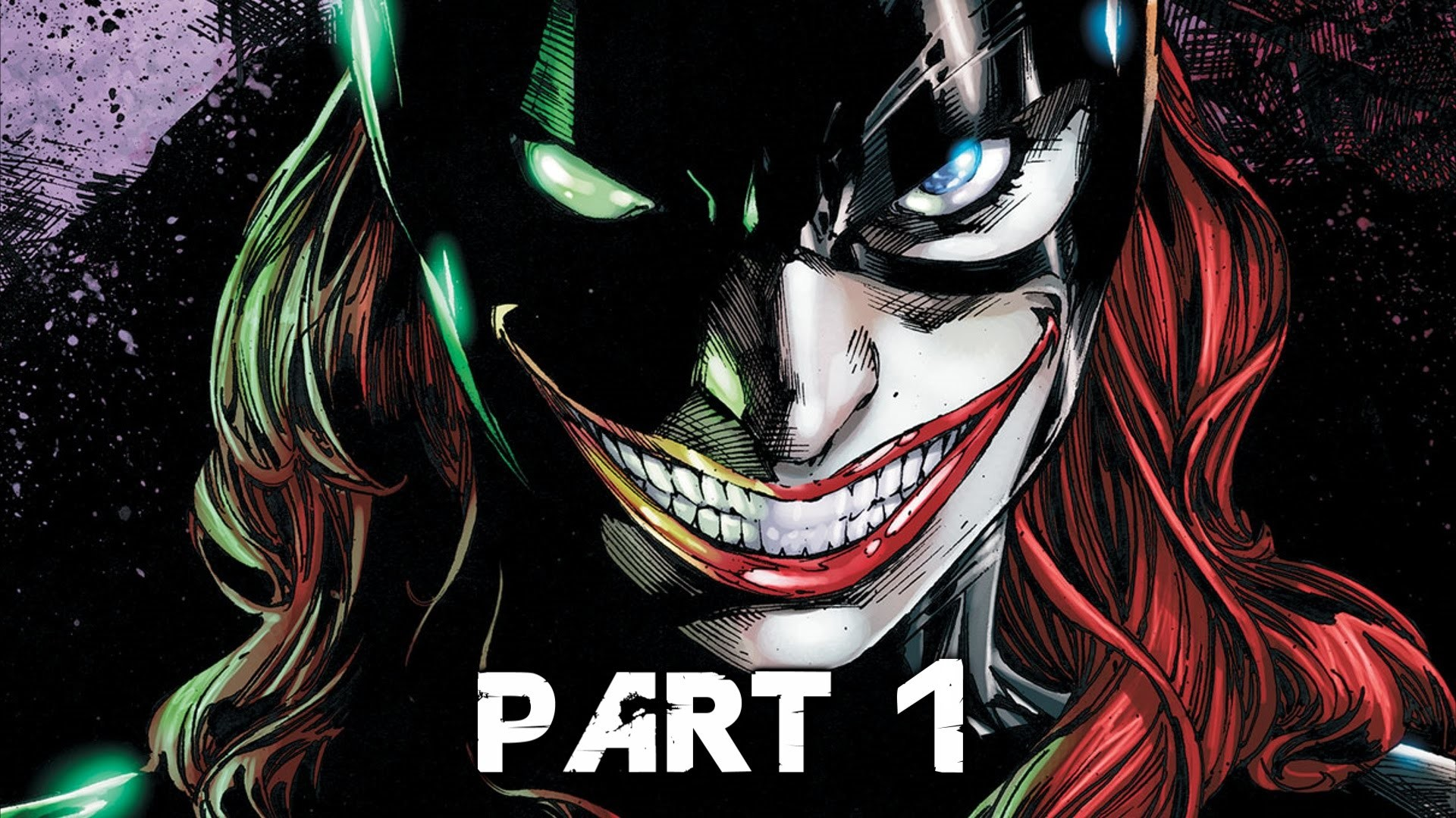 1920x1080 Batgirl A Matter of Family Walkthrough Gameplay Part 1 - Joker (Batman  Arkham Knight DLC) - YouTube