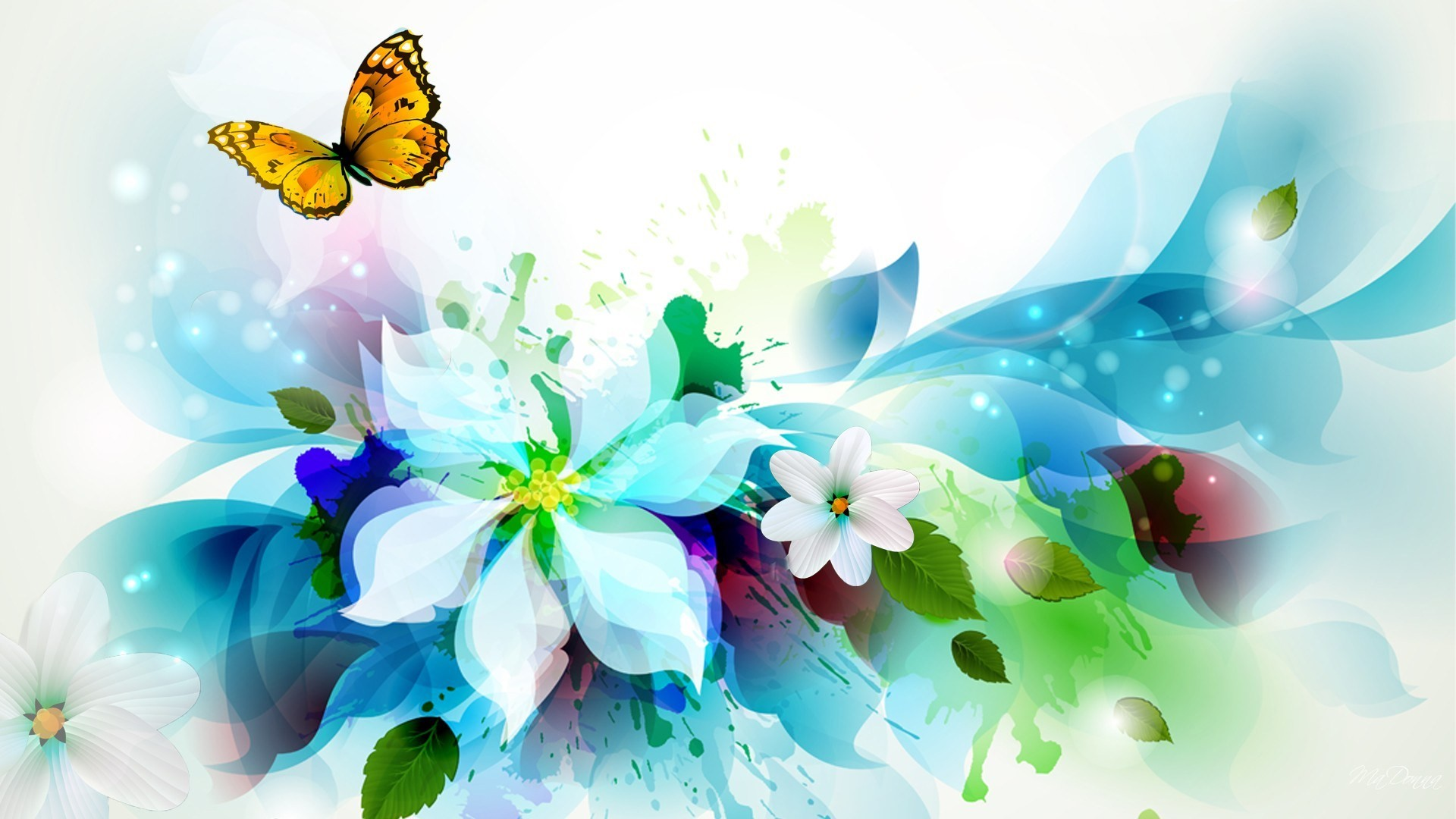 1920x1080 Beautiful Pictures Of Flowers And Butterflies Birds New Butterfly Flower Wallpapers Wallpaper Cave