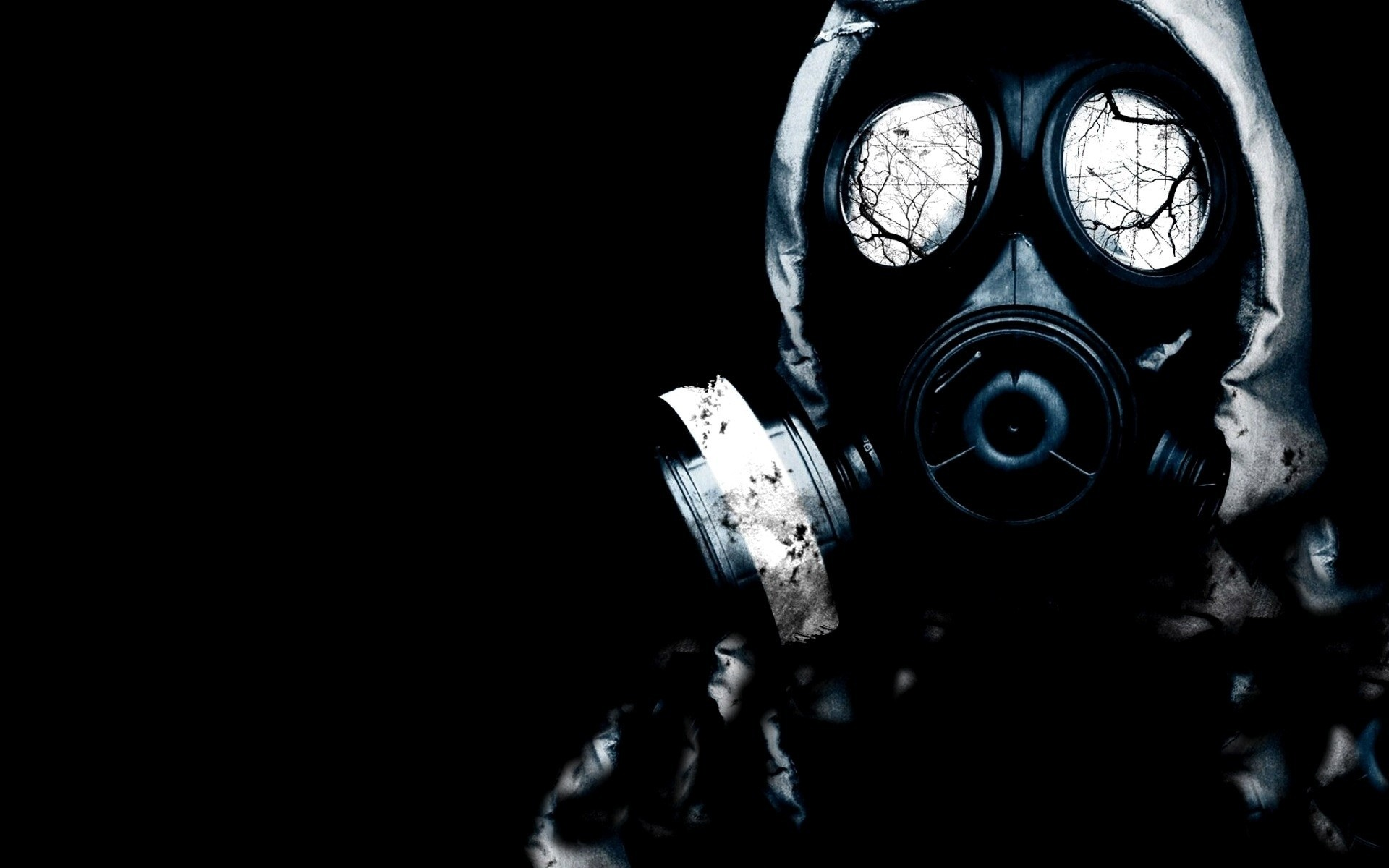 Cool gas mask wallpapers 63 images 1920x1200 cool gas masks voltagebd Image collections