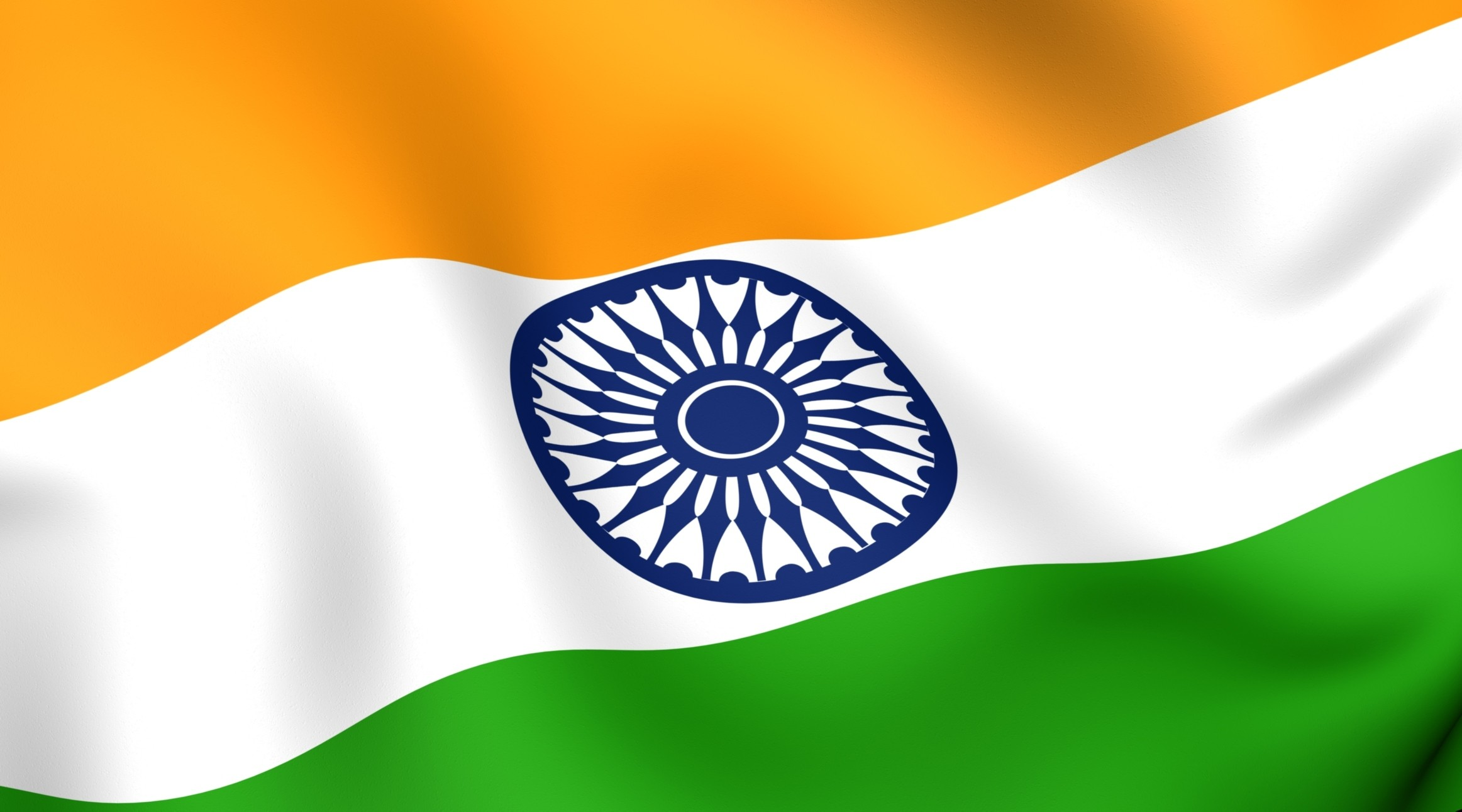 1920x1200 3D Indian Flags Wallpapers 5