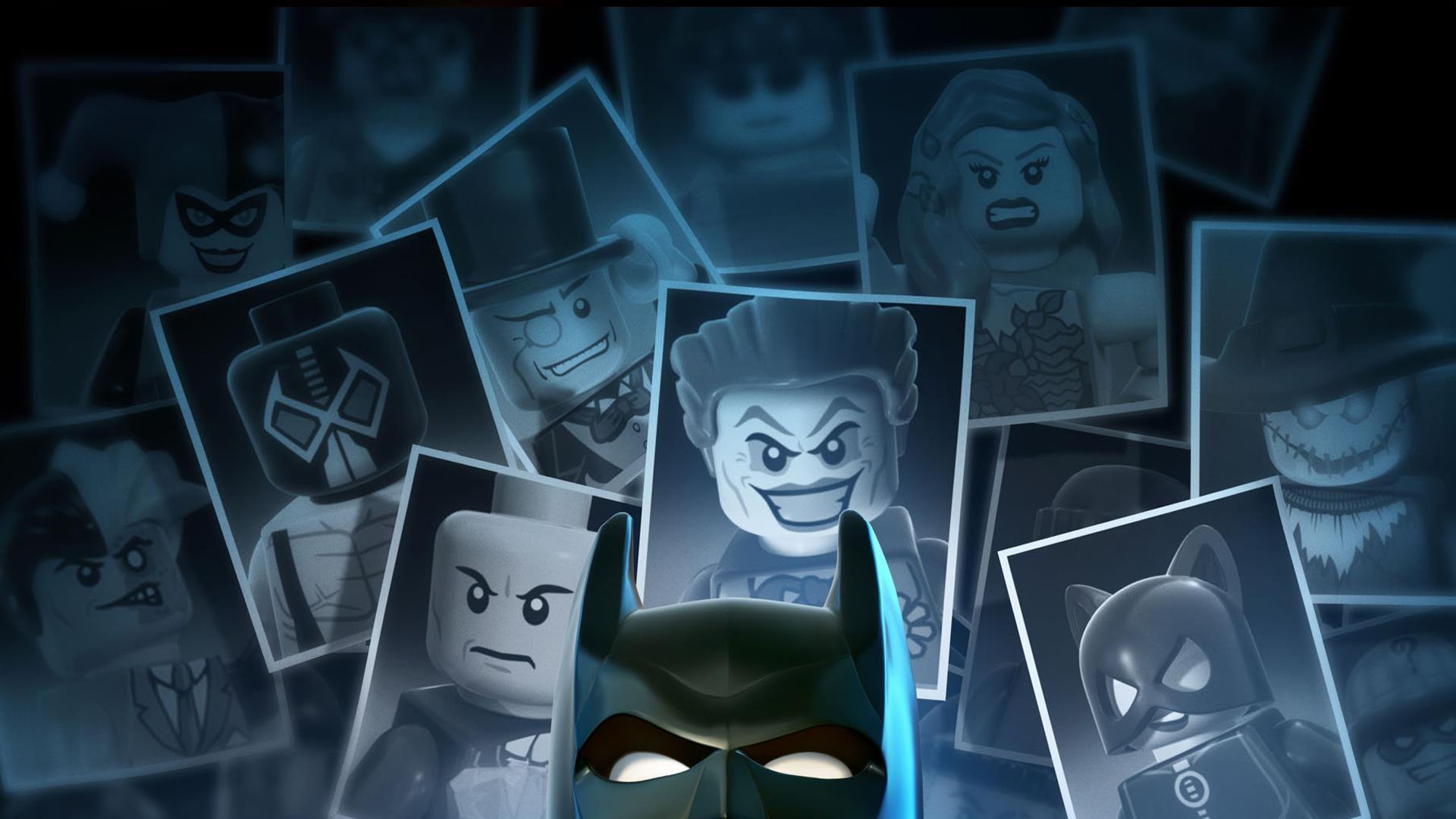 Lego batman 2 wallpaper