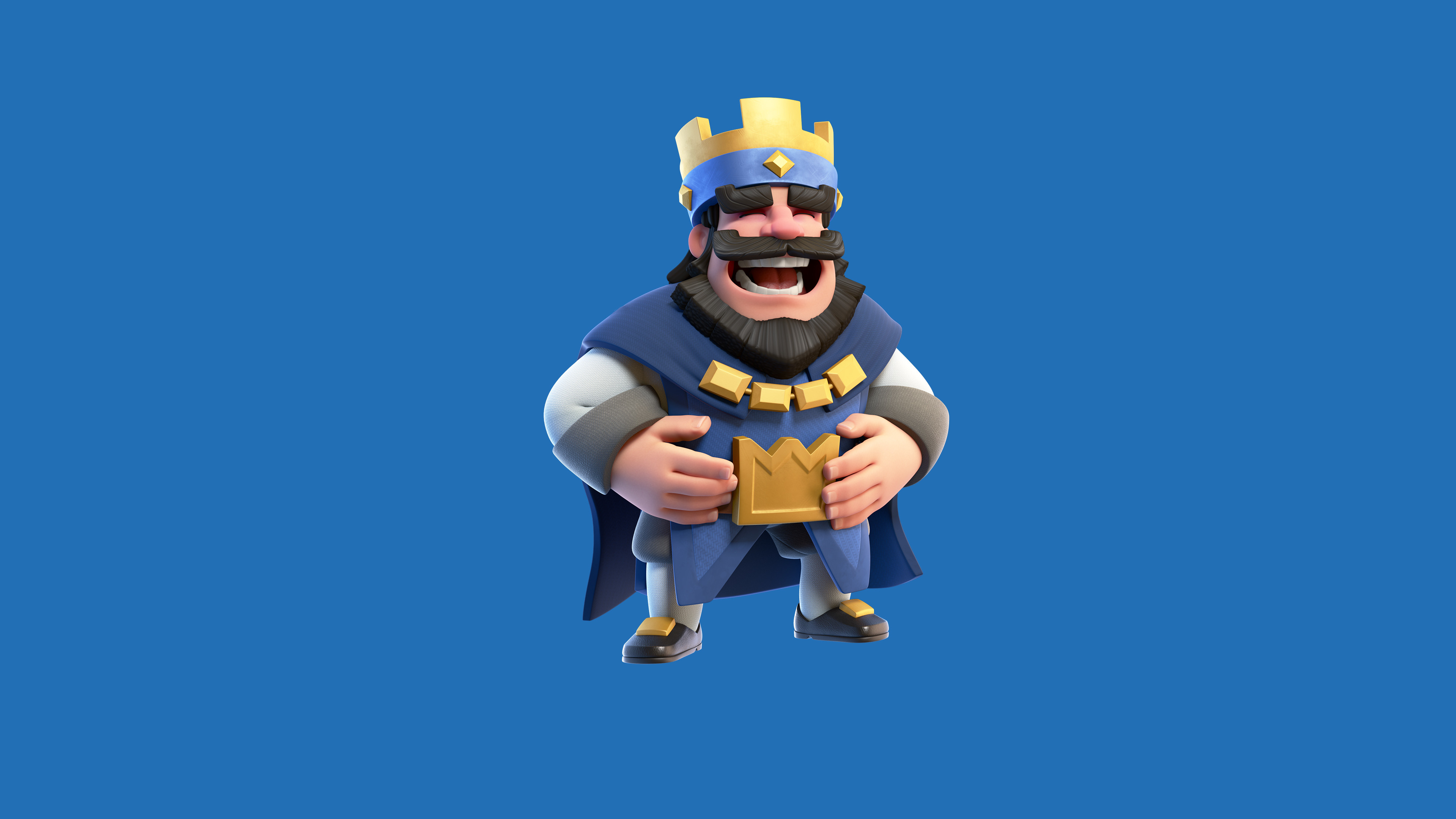 3840x2160 Computerspiele - Clash Royale Wallpaper