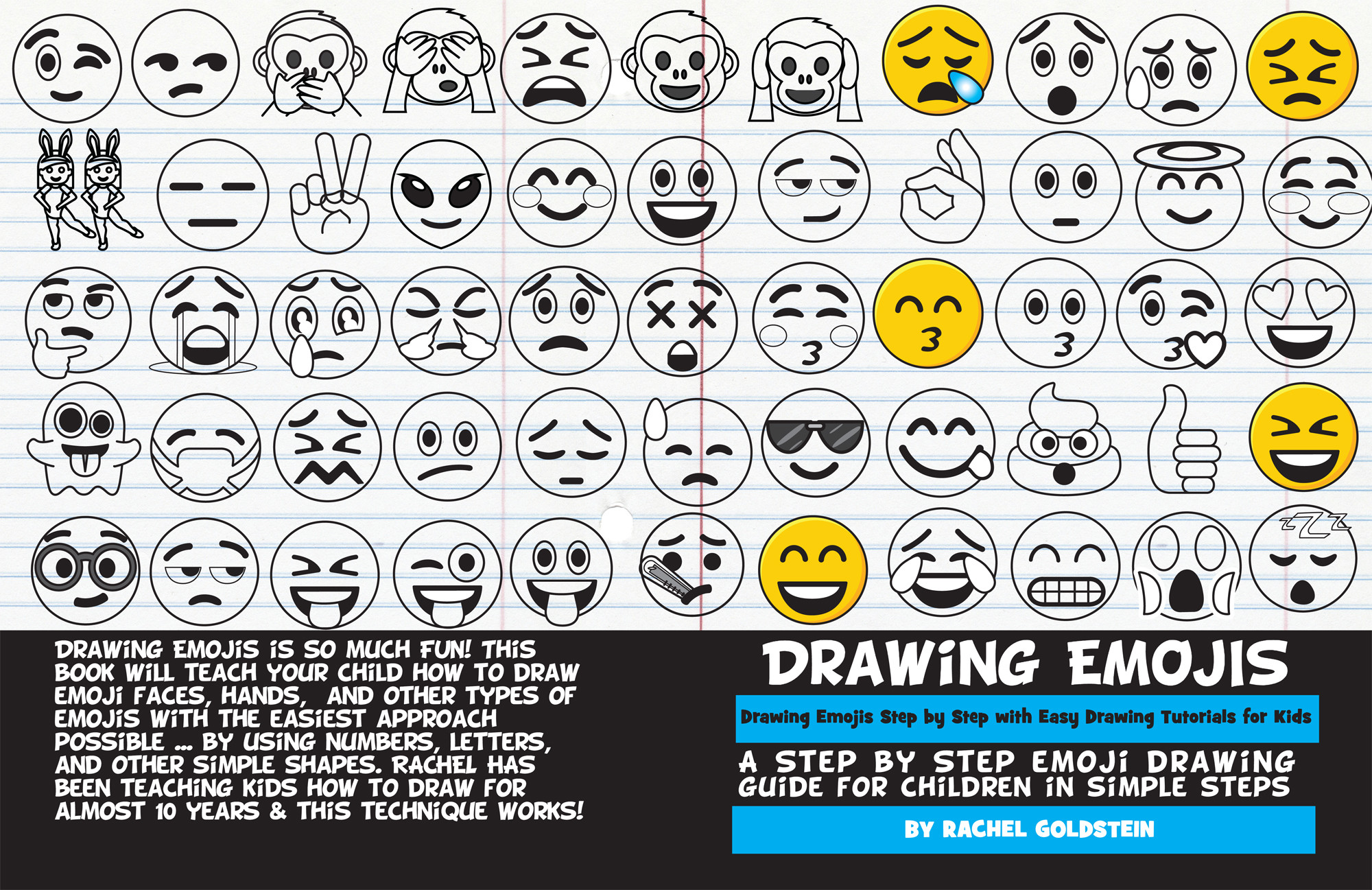 2000x1297 Free Kindle Book For the Next Few Days – Drawing Emojis for Kids