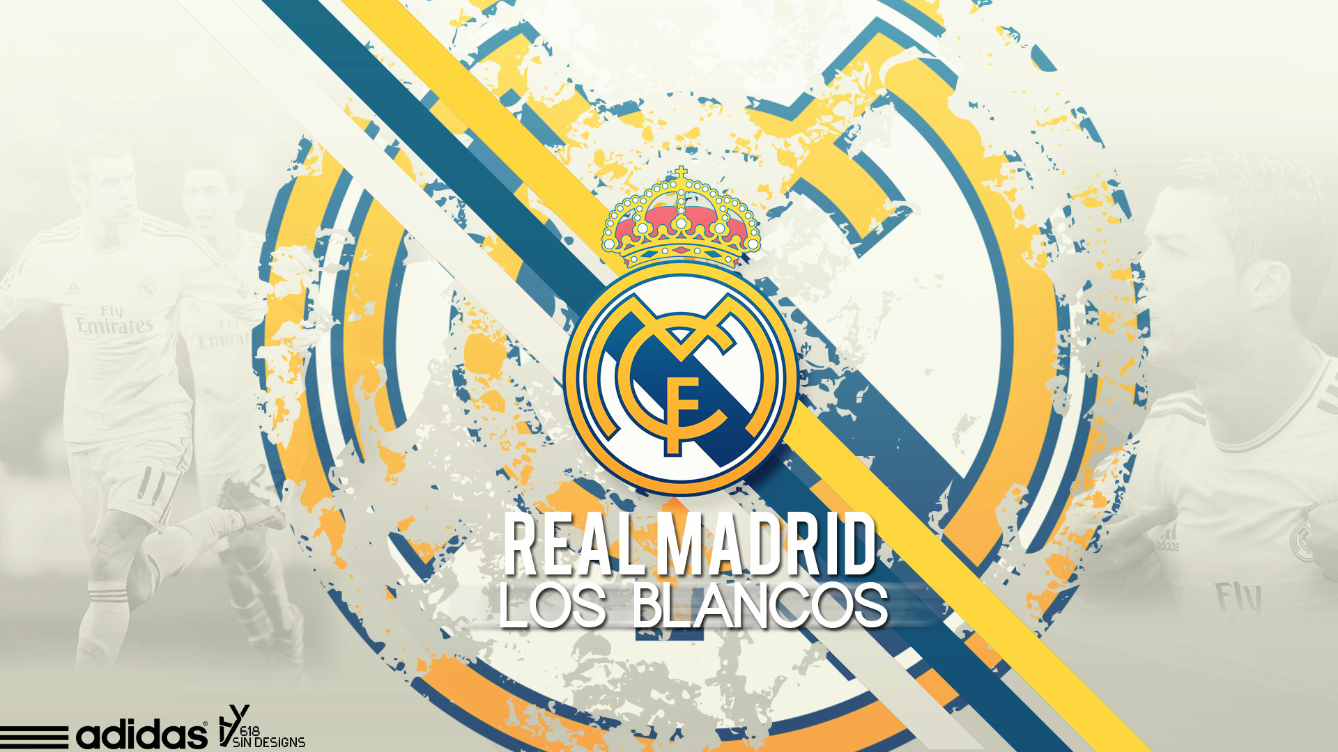 1920x1080 Real, Club, De, Fútbol, Real, Madrid