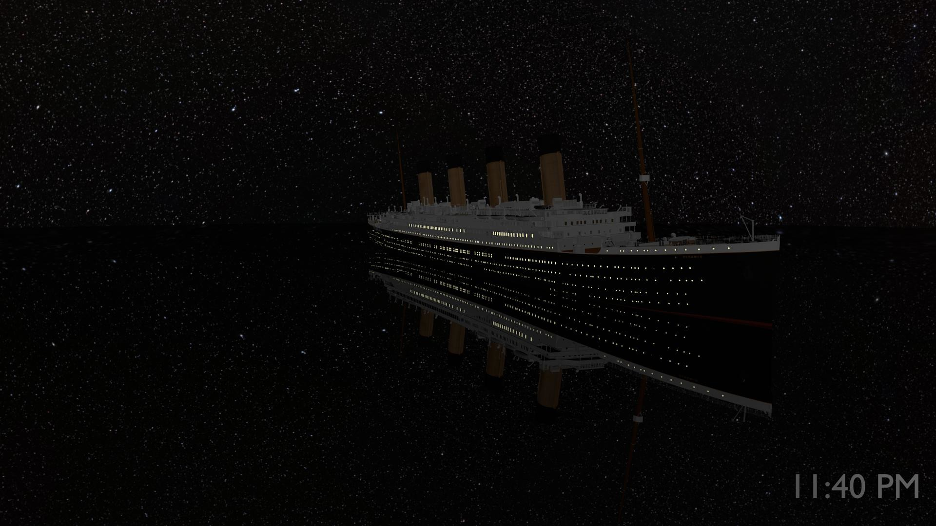 1920x1080 Titanic sank due to enormous uncontrollable fire, not iceberg, experts  claim - Rarely seen images of the Titanic before it left Southampton have  furthered ...