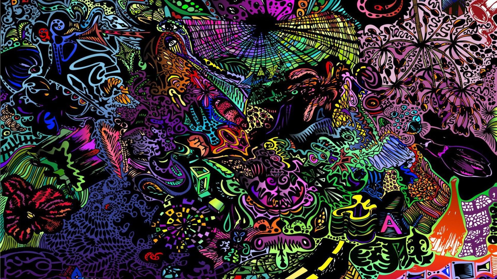 1920x1080 trippy wallpapers ...