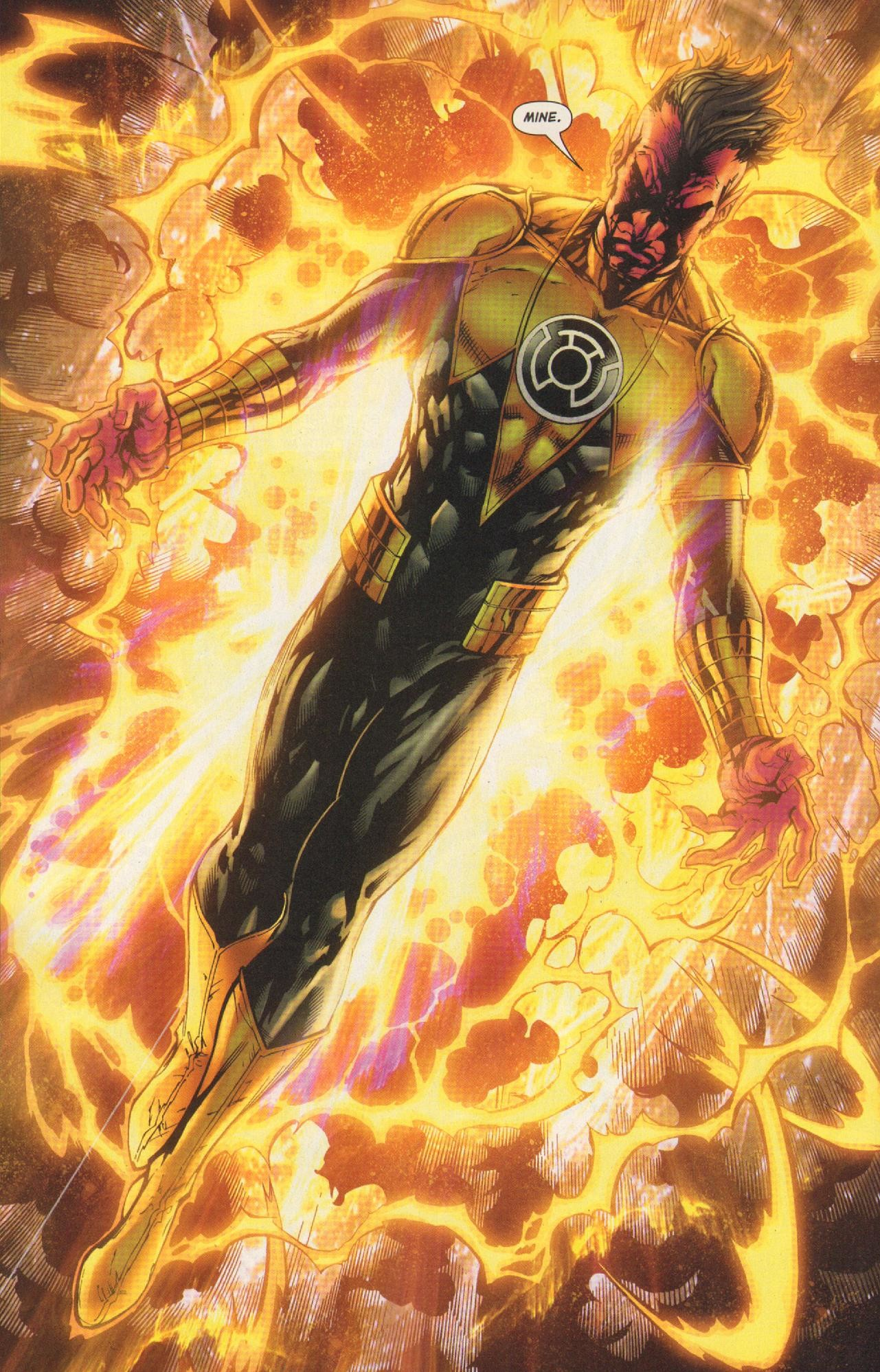 1281x1997 Sinestro Wallpaper For Android