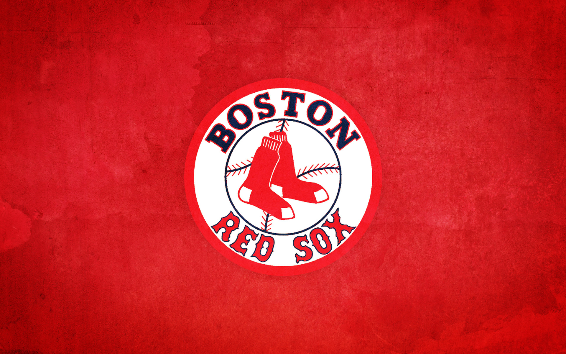 1920x1200 Boston Red Sox Logo Wallpapers - Wallpaper Zone