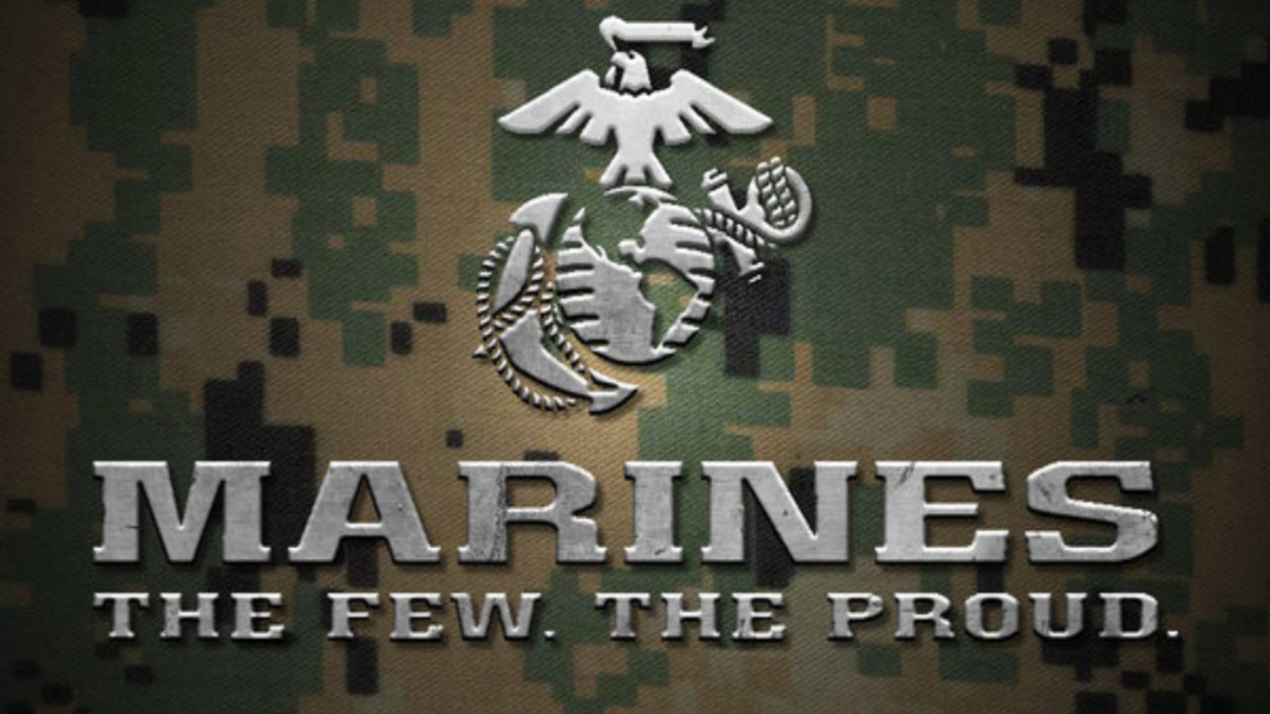 Marine Corp Desktop Wallpaper: USMC Logo Wallpaper (50+ Images