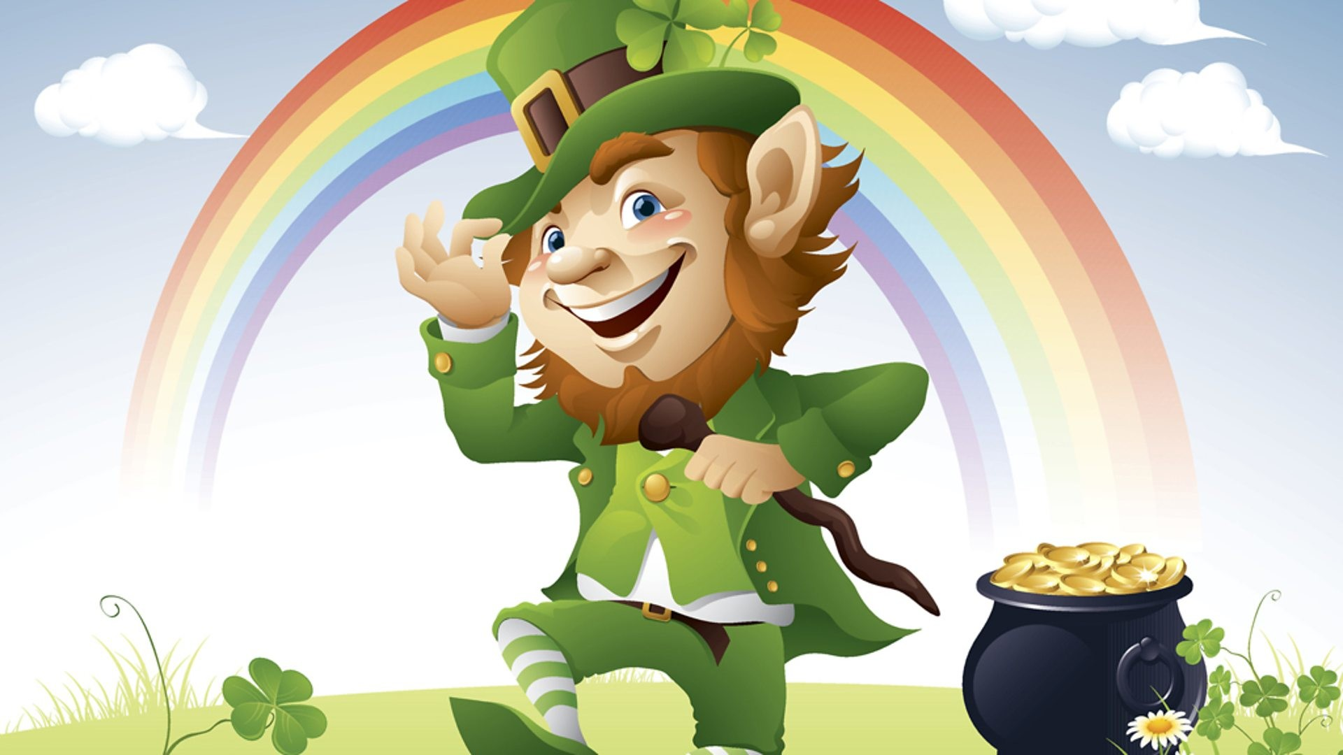 1920x1080 Leprechaun Trivia The Story Behind Fuck You Lucky Charms