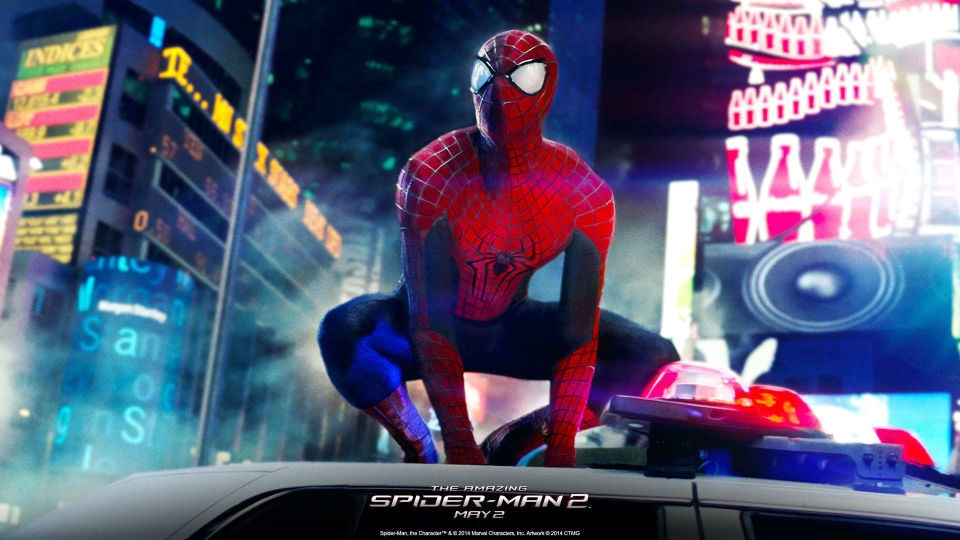 1920x1080 44 The Amazing Spider-Man 2 HD Wallpapers | Backgrounds .