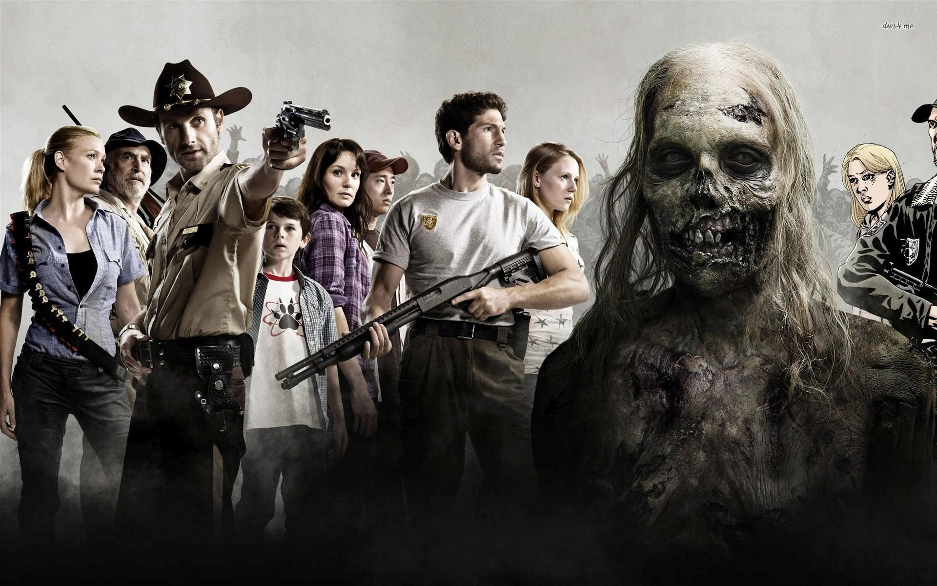 The Walking Dead Game Wallpaper (83+ Images