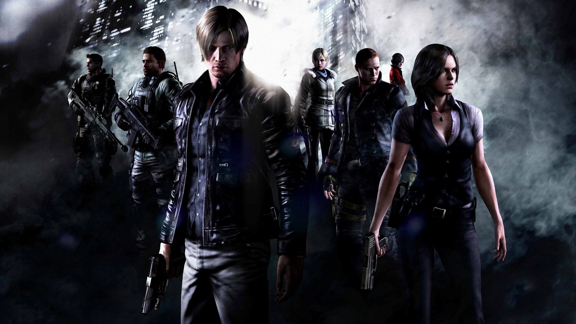 1920x1080 HD Wallpaper | Background ID:312131.  Video Game Resident Evil 6