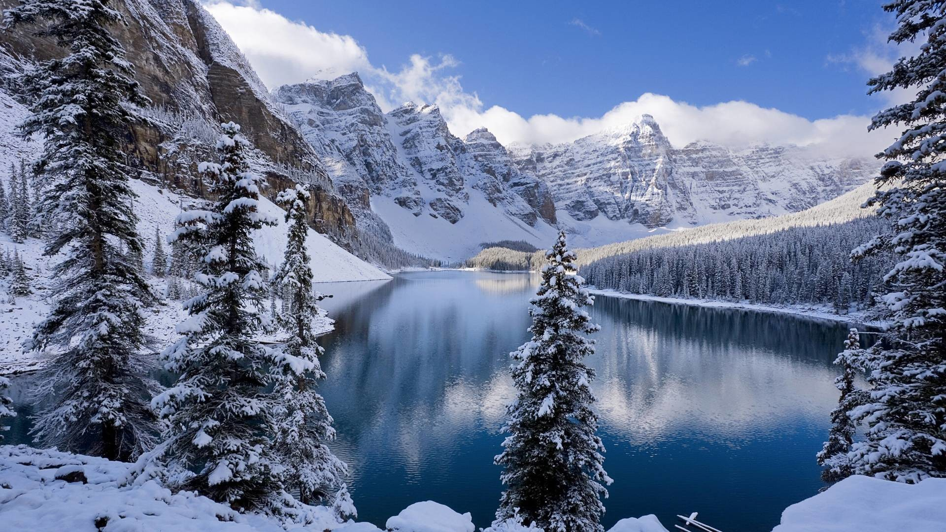 Hd Winter Wallpapers 1080p 68 Images