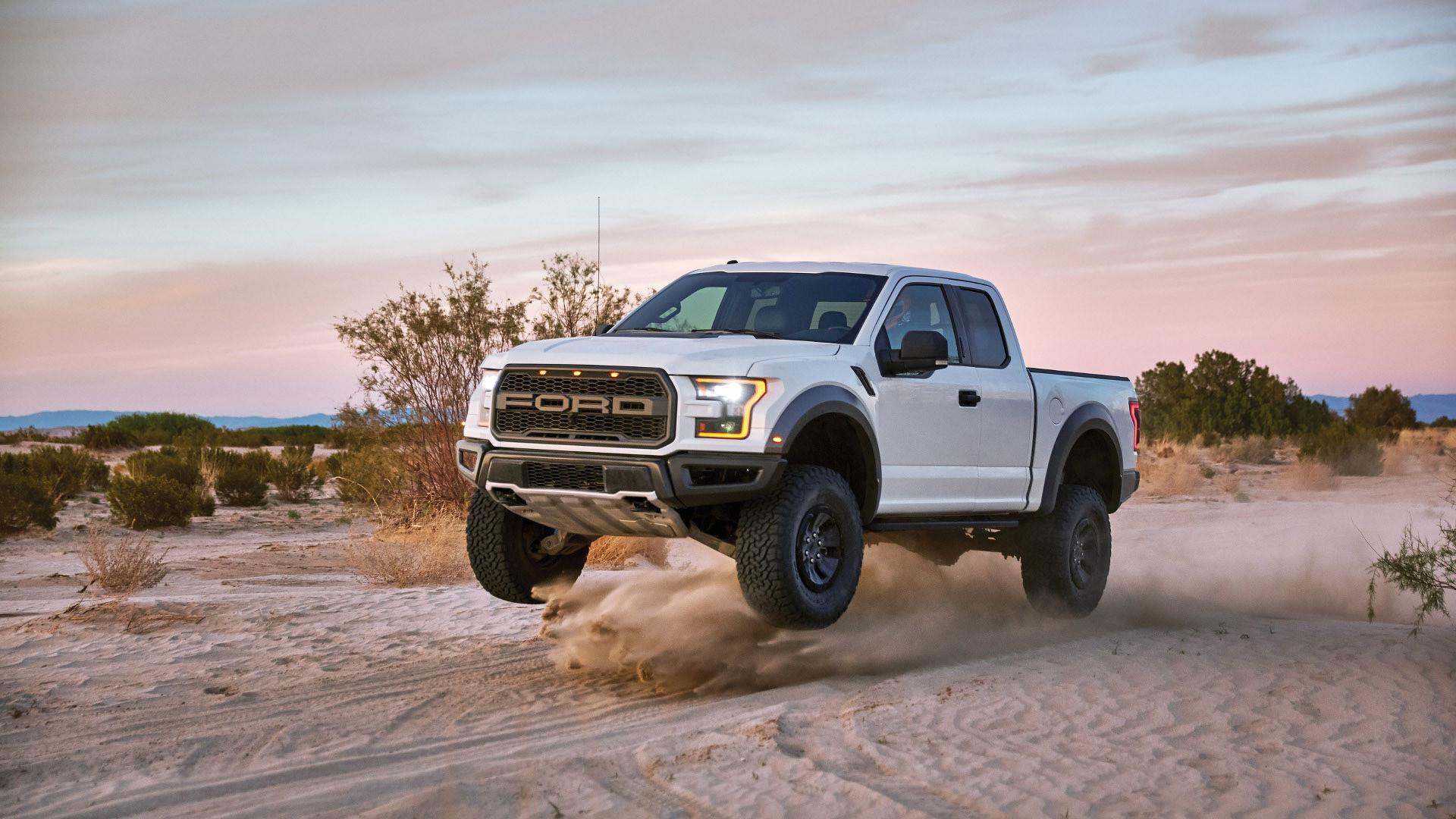2018 Ford Raptor Wallpaper 70 Images