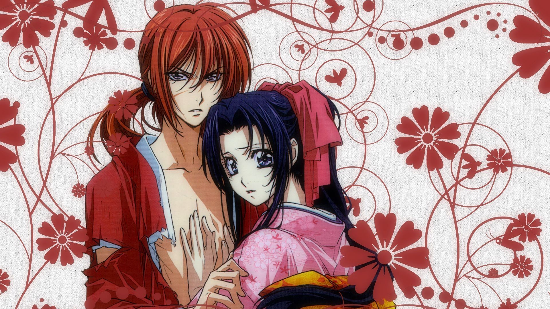 Rurouni kenshin wallpaper hd 52 images 1920x1200 redhead anime katana rurouni kenshin himura kenshin wallpapers hd desktop and mobile backgrounds voltagebd Gallery