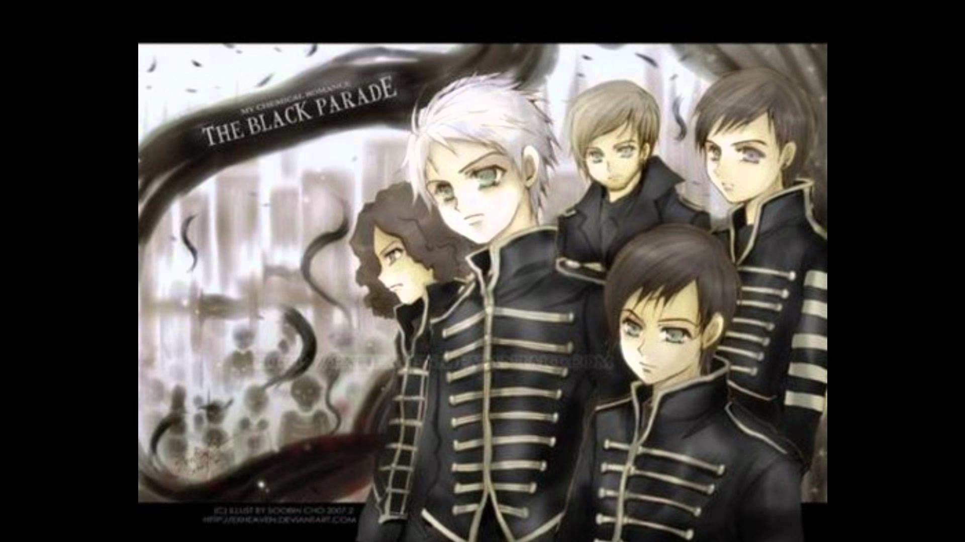 1920x1080 Welcome To The Black Parade ACAPELLA