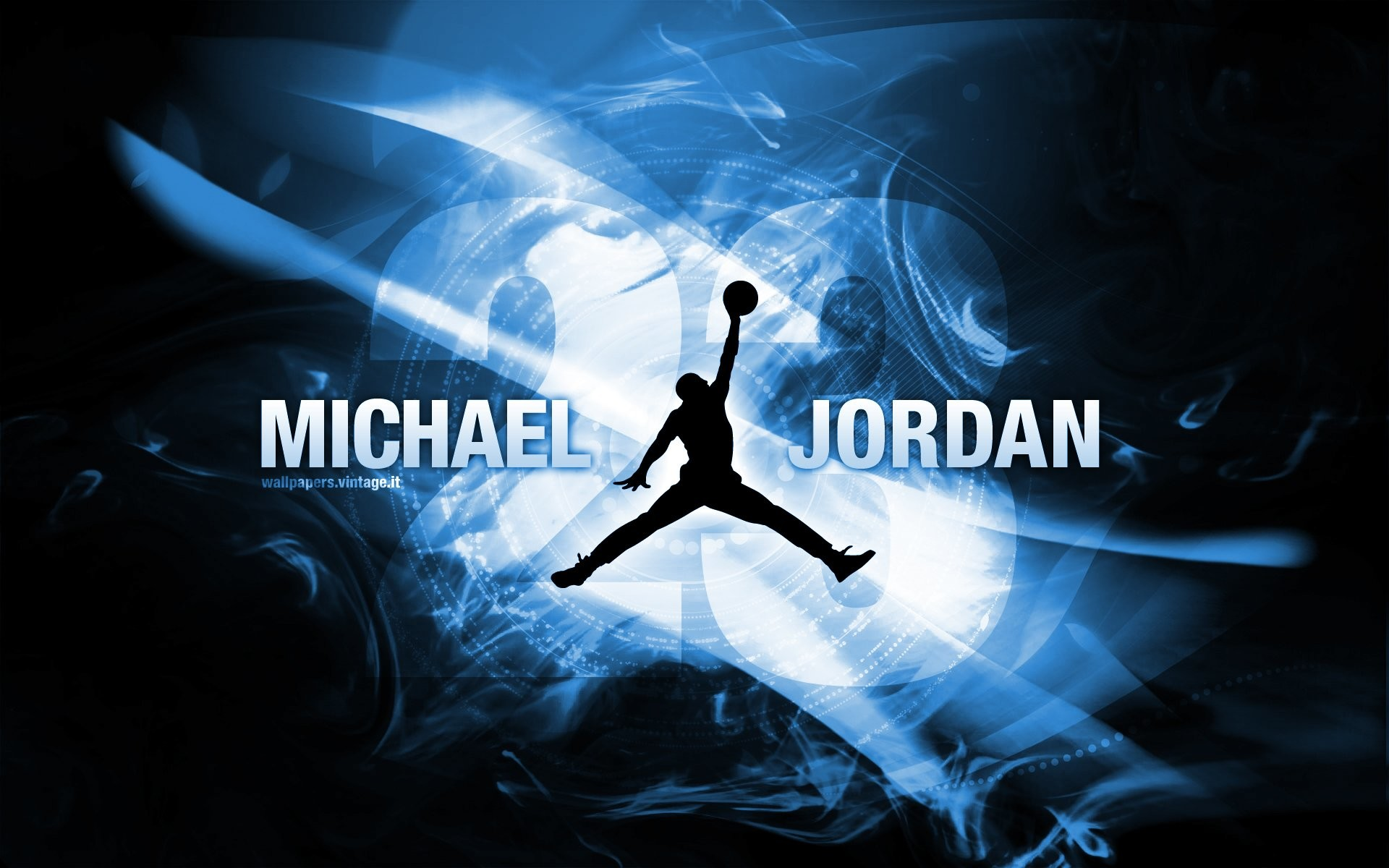 1920x1200 Sports - Michael Jordan Jordan Logo Wallpaper