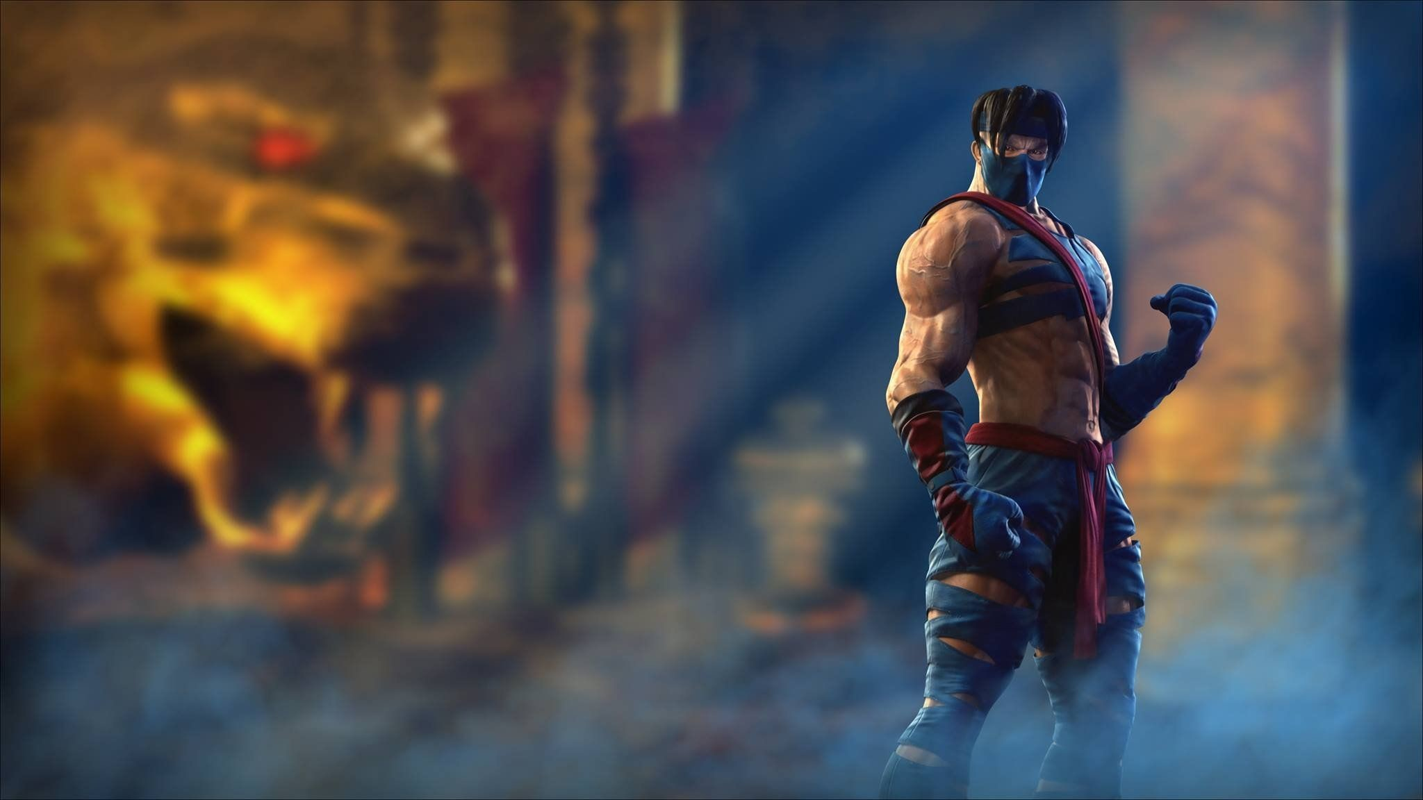 2048x1152 KILLER INSTINCT fighting fantasy game game (32) wallpaper .