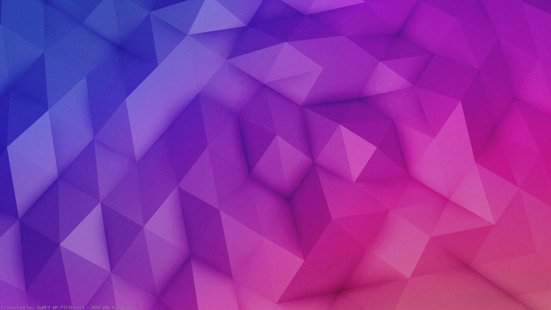 1920x1080 Geometry-Blue-purple-and-fuchsia-Android-from-http-