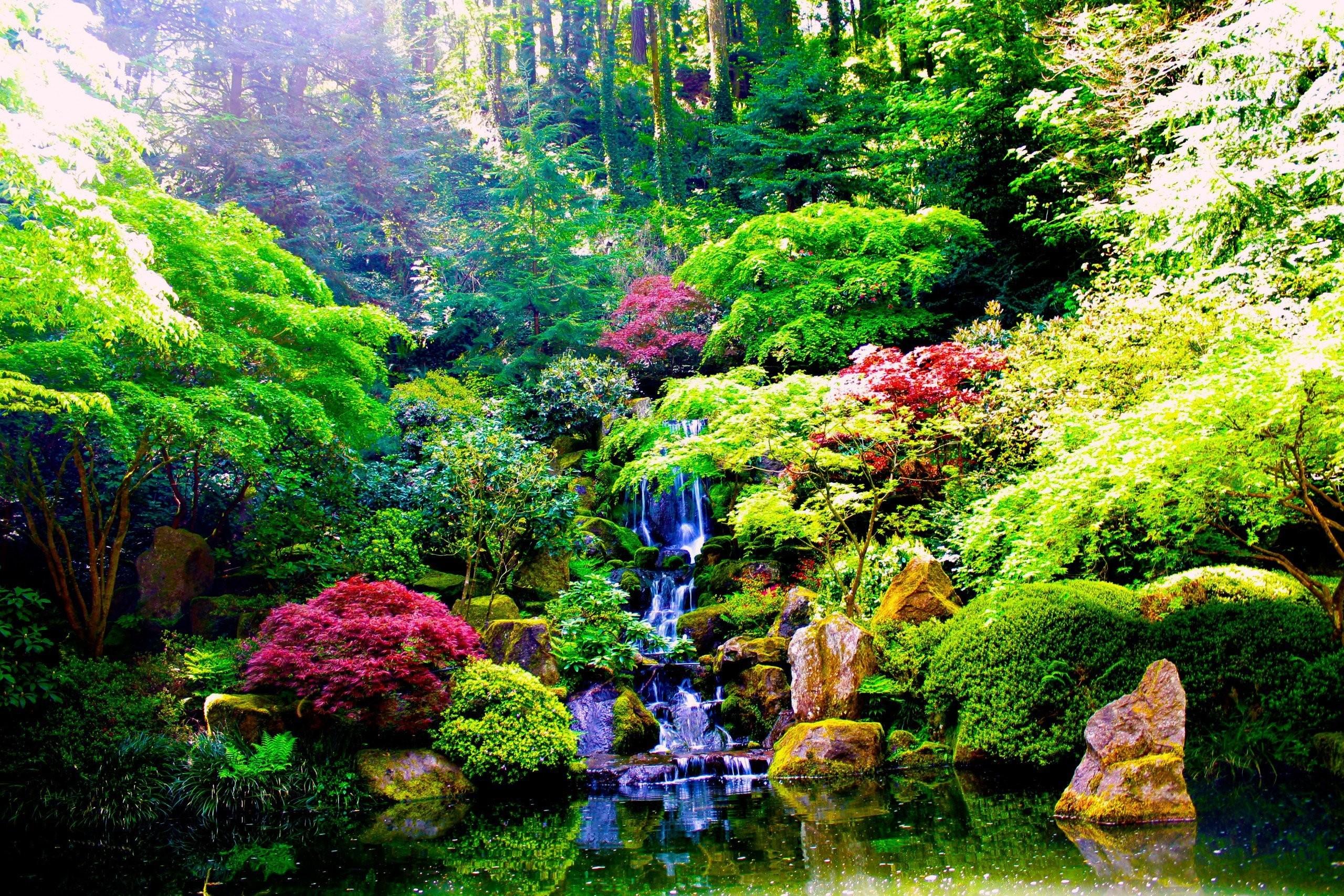 2848x2136 Especial Japanese Zen Gardens Together With Resolution Garden Design In