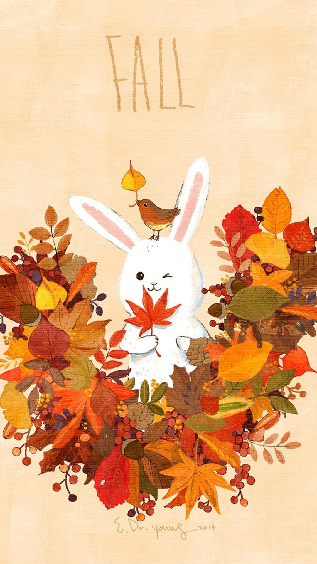 Cute Fall Wallpaper Backgrounds (60+ images)