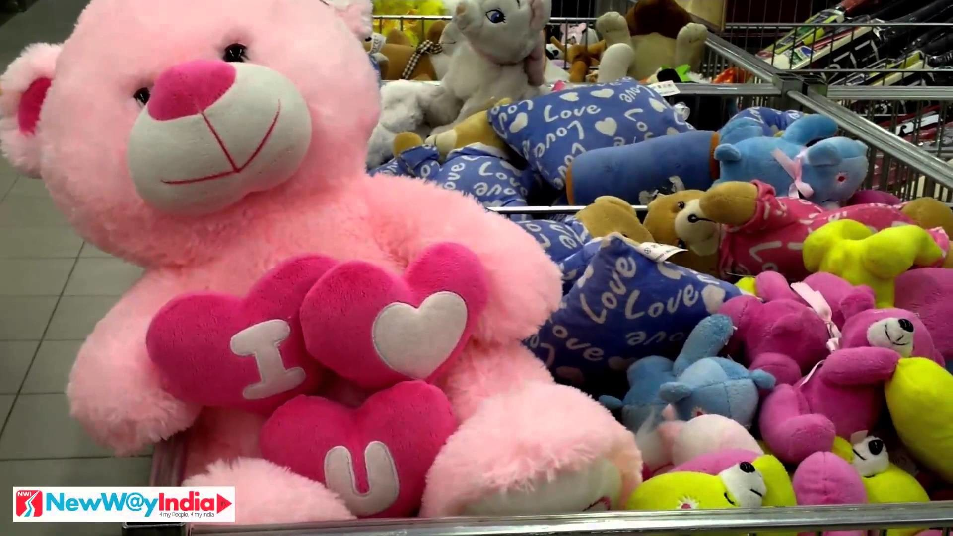 Love Teddy Bear Wallpapers (48+ images) - photo#43