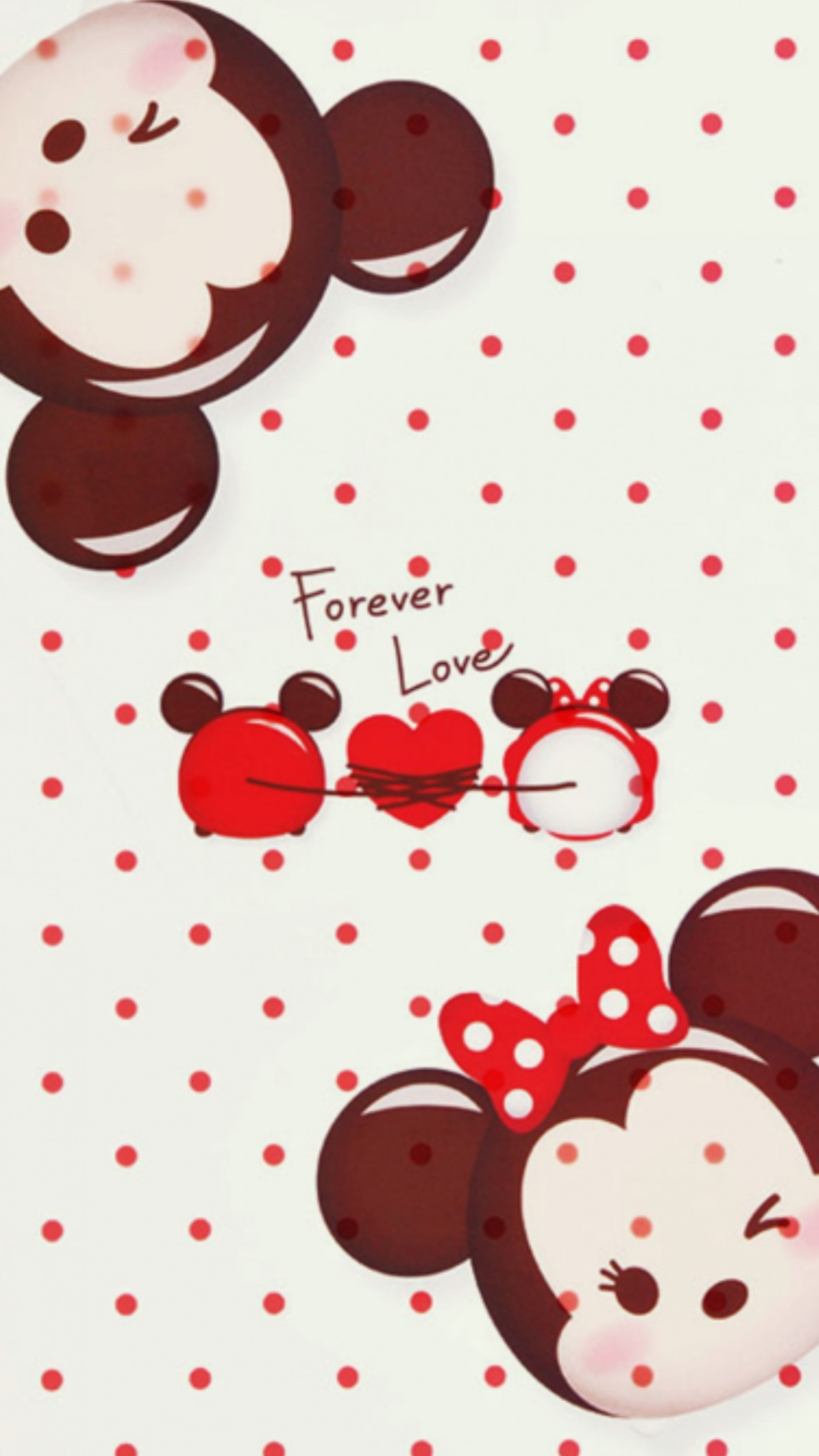 Mickey and minnie mouse wallpaper 64 images - Minni et mickey ...