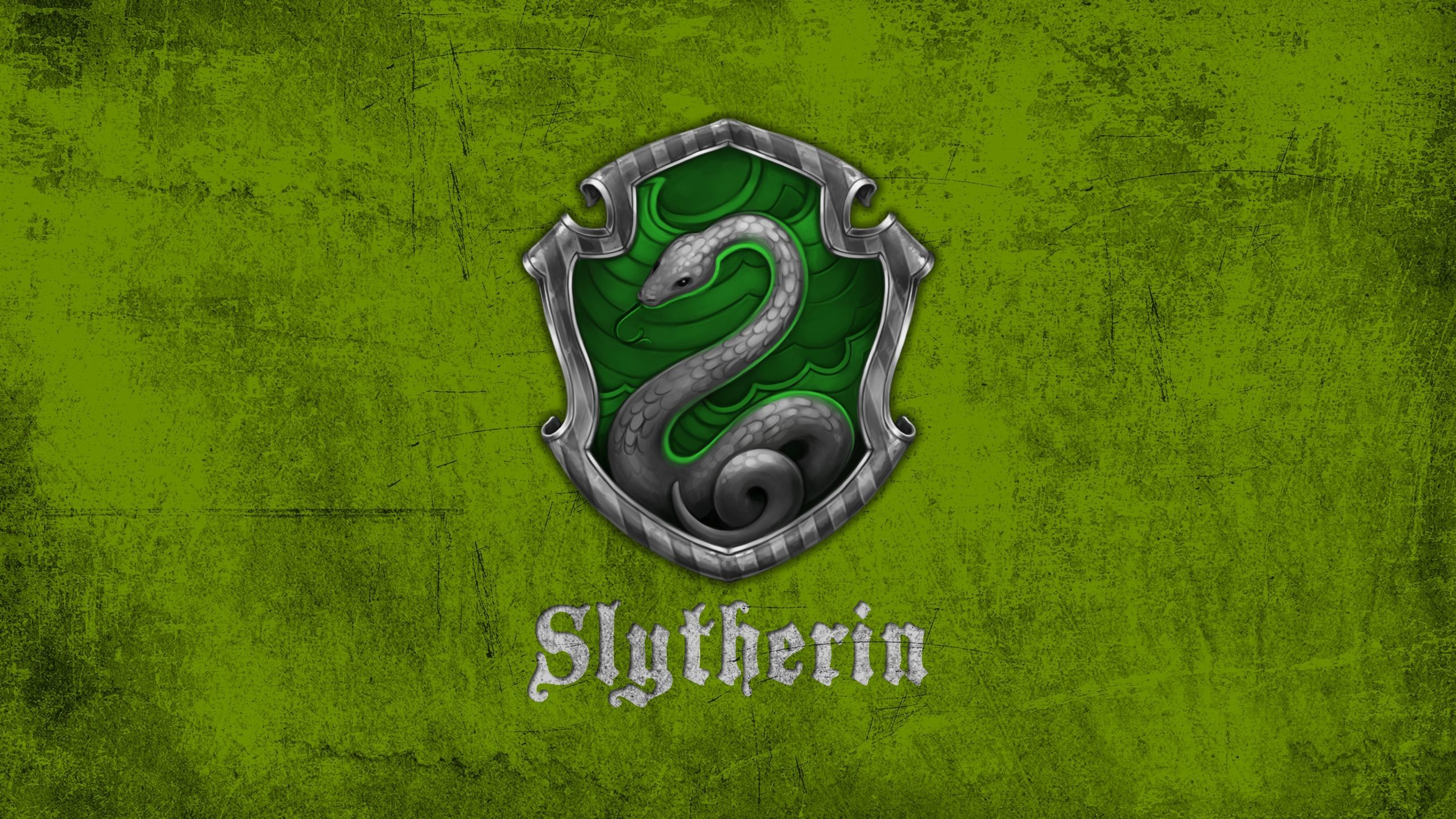 "2560x1440 The Slytherin ""S"" is striking because of the four, it is the most like one  we already have–the ..."