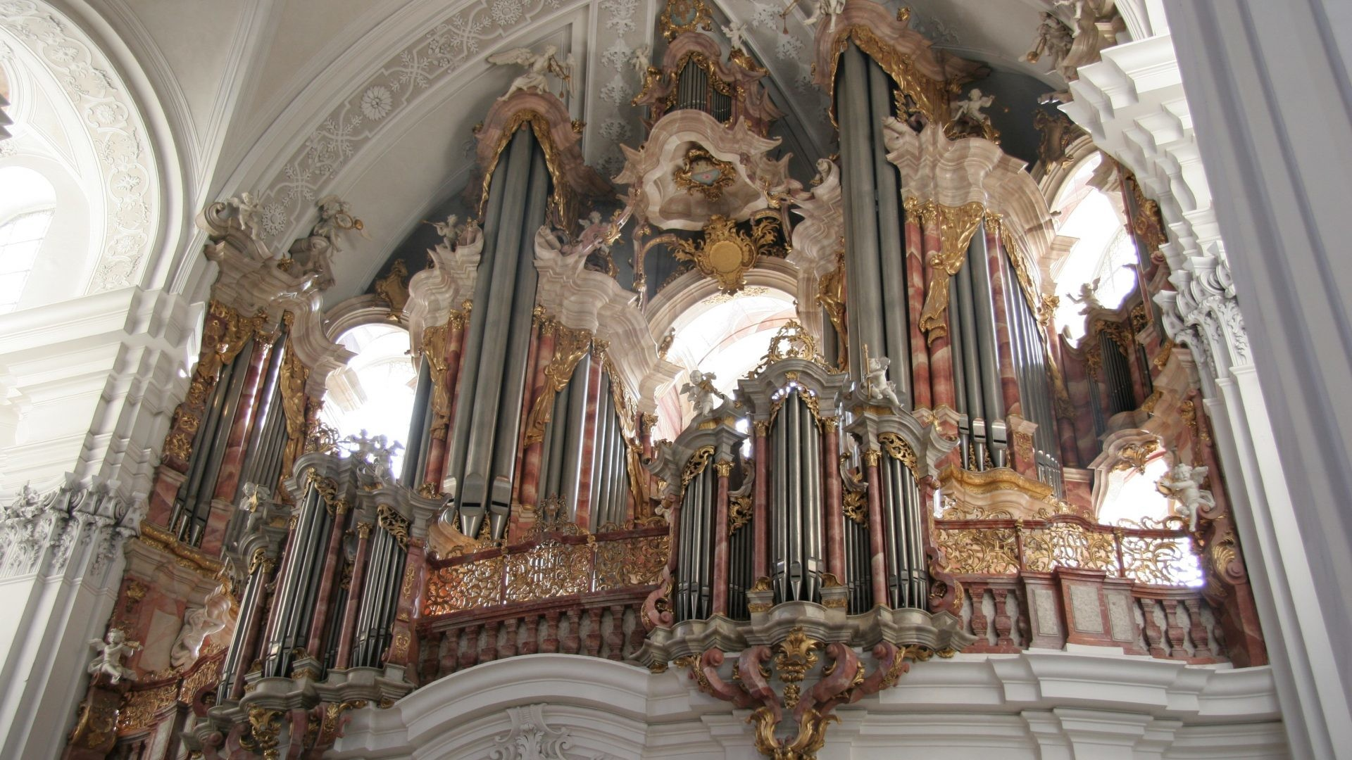 Pipe Organ Wallpaper (66+ images)