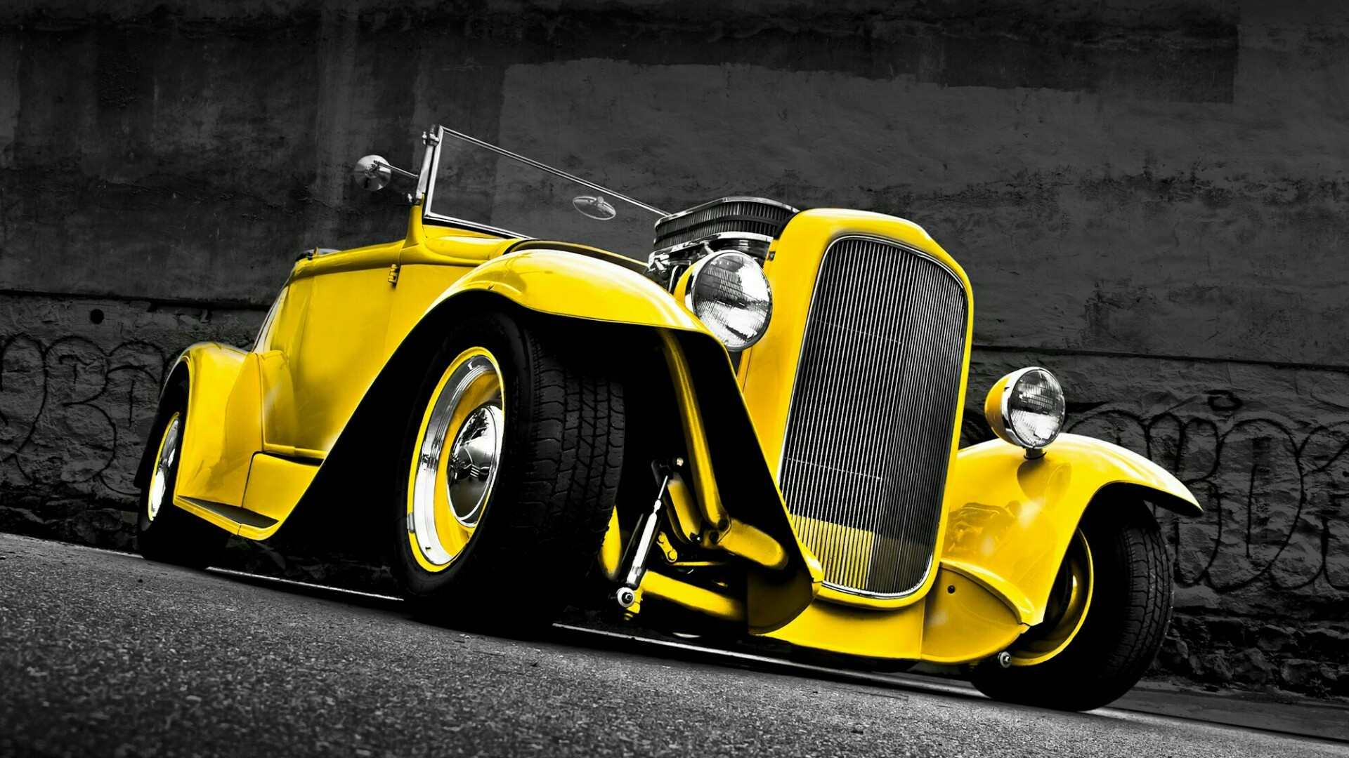 Classic Muscle Cars Wallpaper (70+ Images