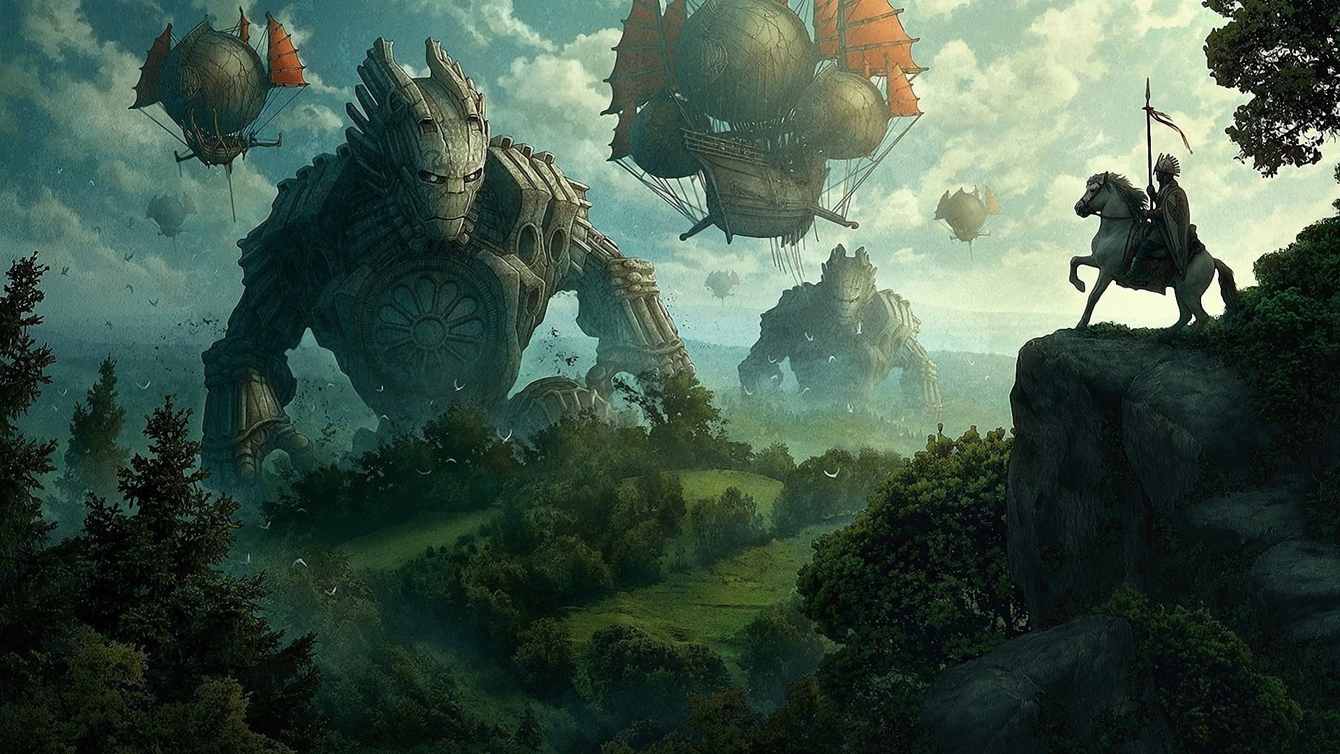 Epic Fantasy Wallpaper 68 Images