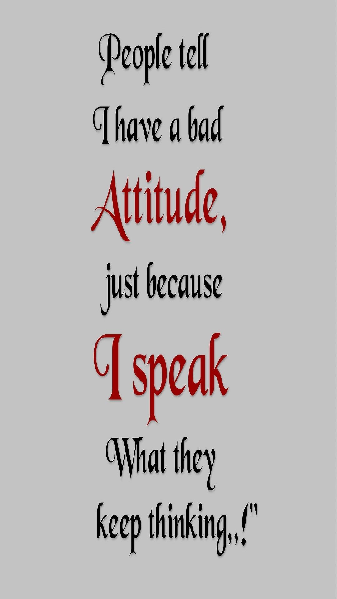 Bad Attitude Quotes Attitude Quotes Wallpapers 64 Images