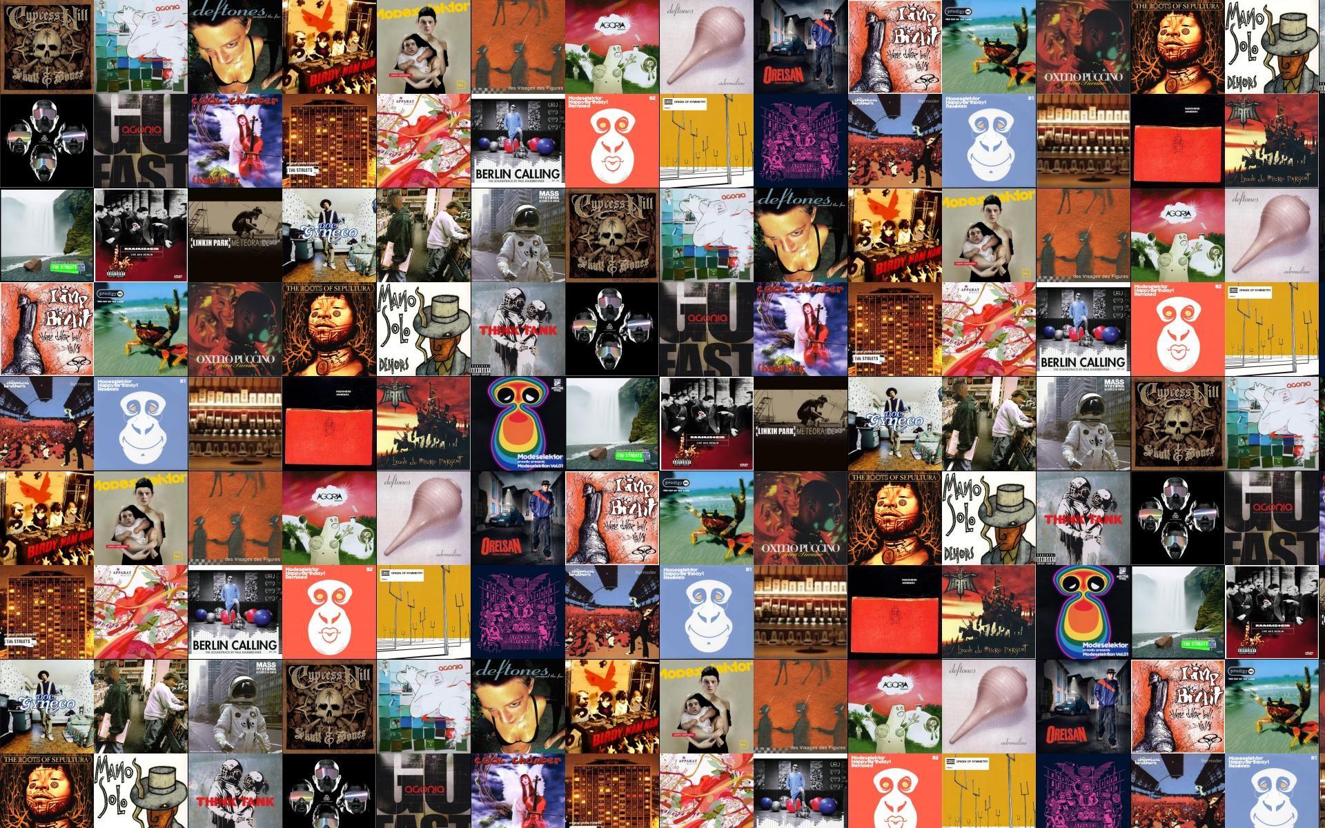 Album Cover Art Wallpaper (65+ images)