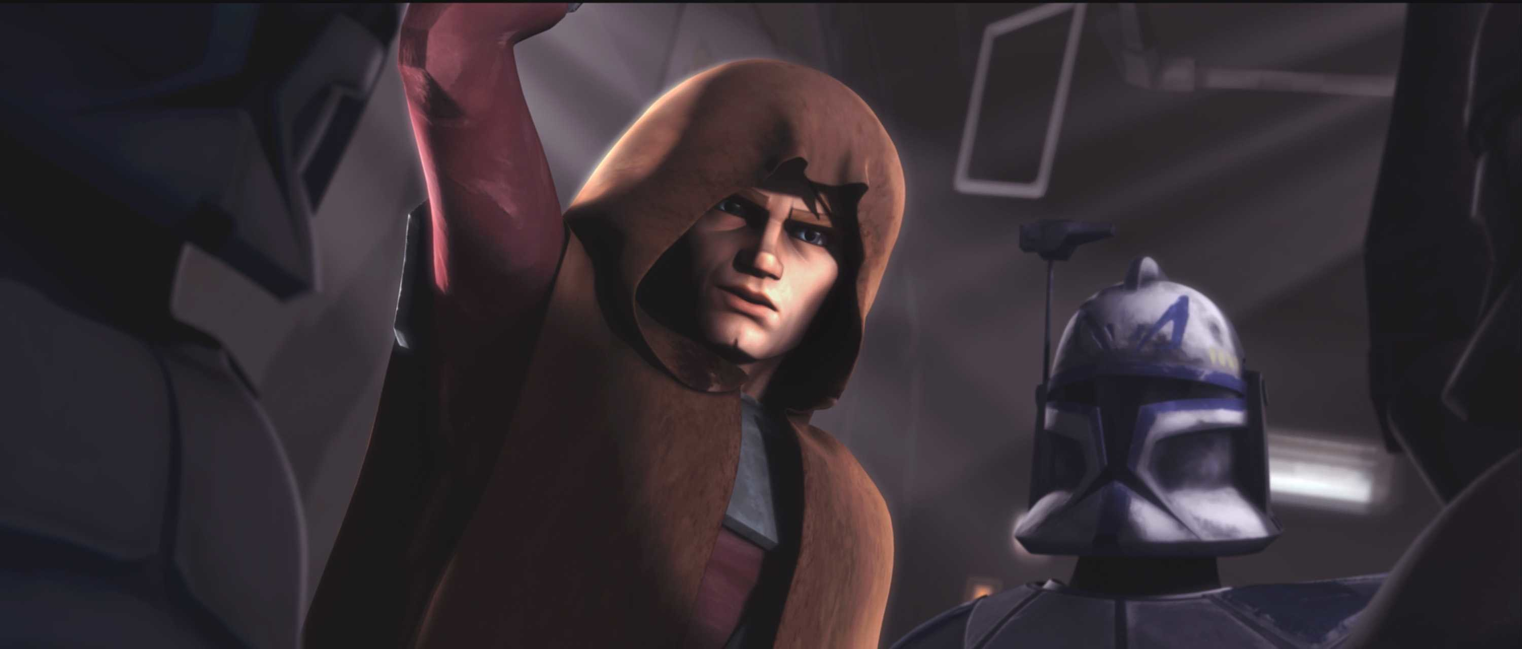 3000x1279 View Original Image. Star Wars: The Clone Wars. Jedi Knight Anakin Skywalker