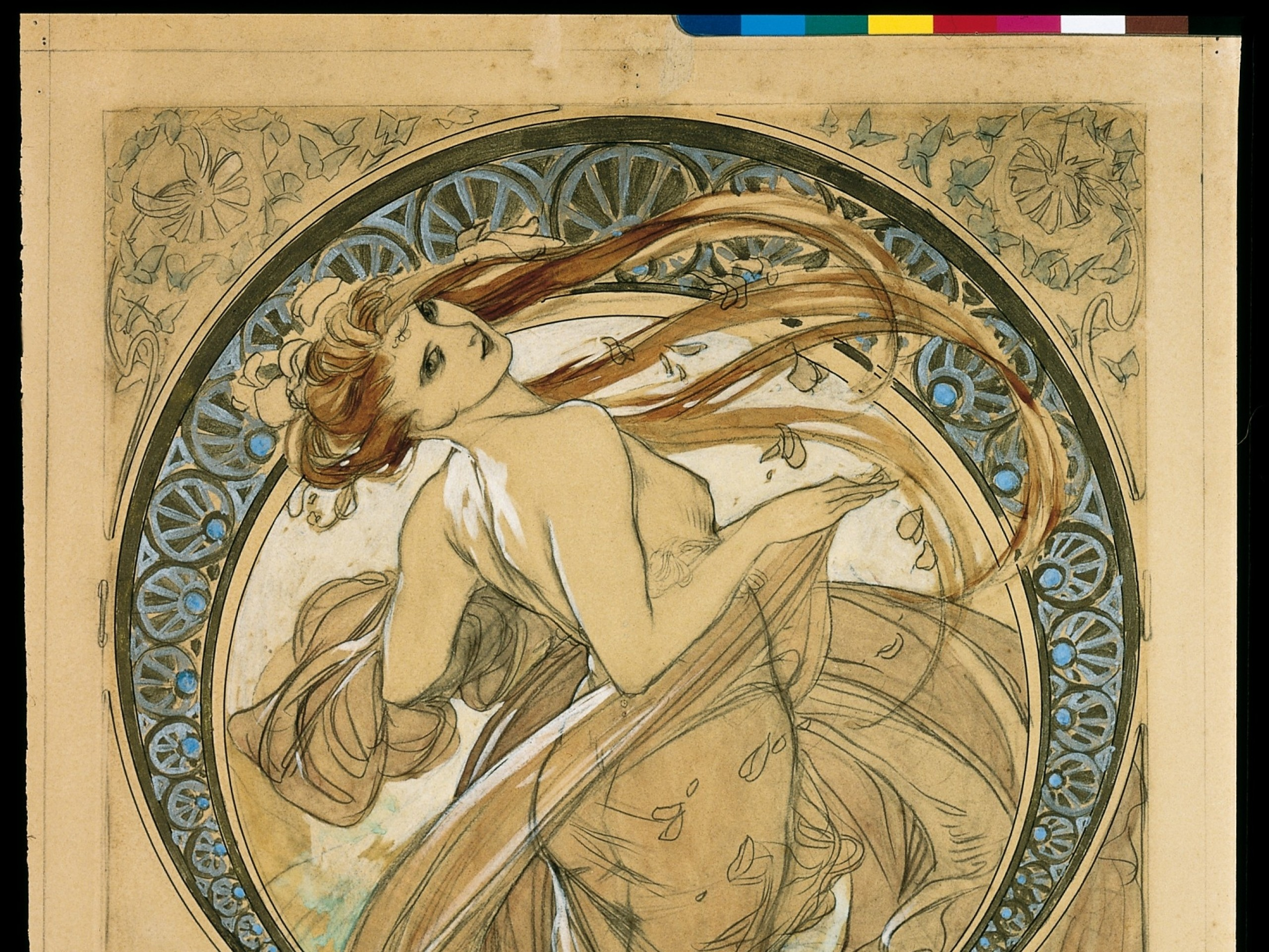 2560x1920 alphonse mucha 1824x2776 wallpaper Art HD Wallpaper