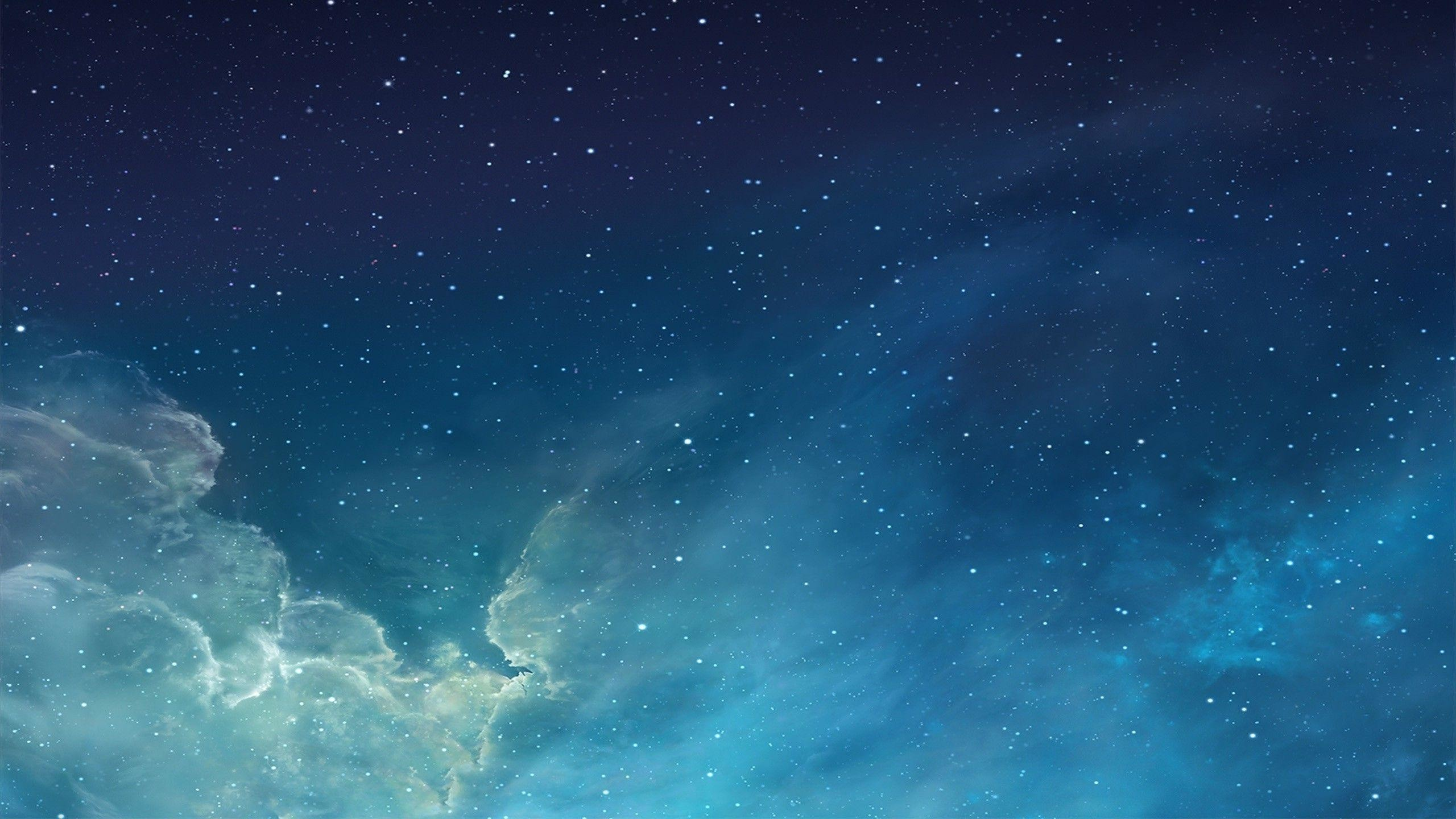 2560x1440 Stars in the sky Wallpaper #