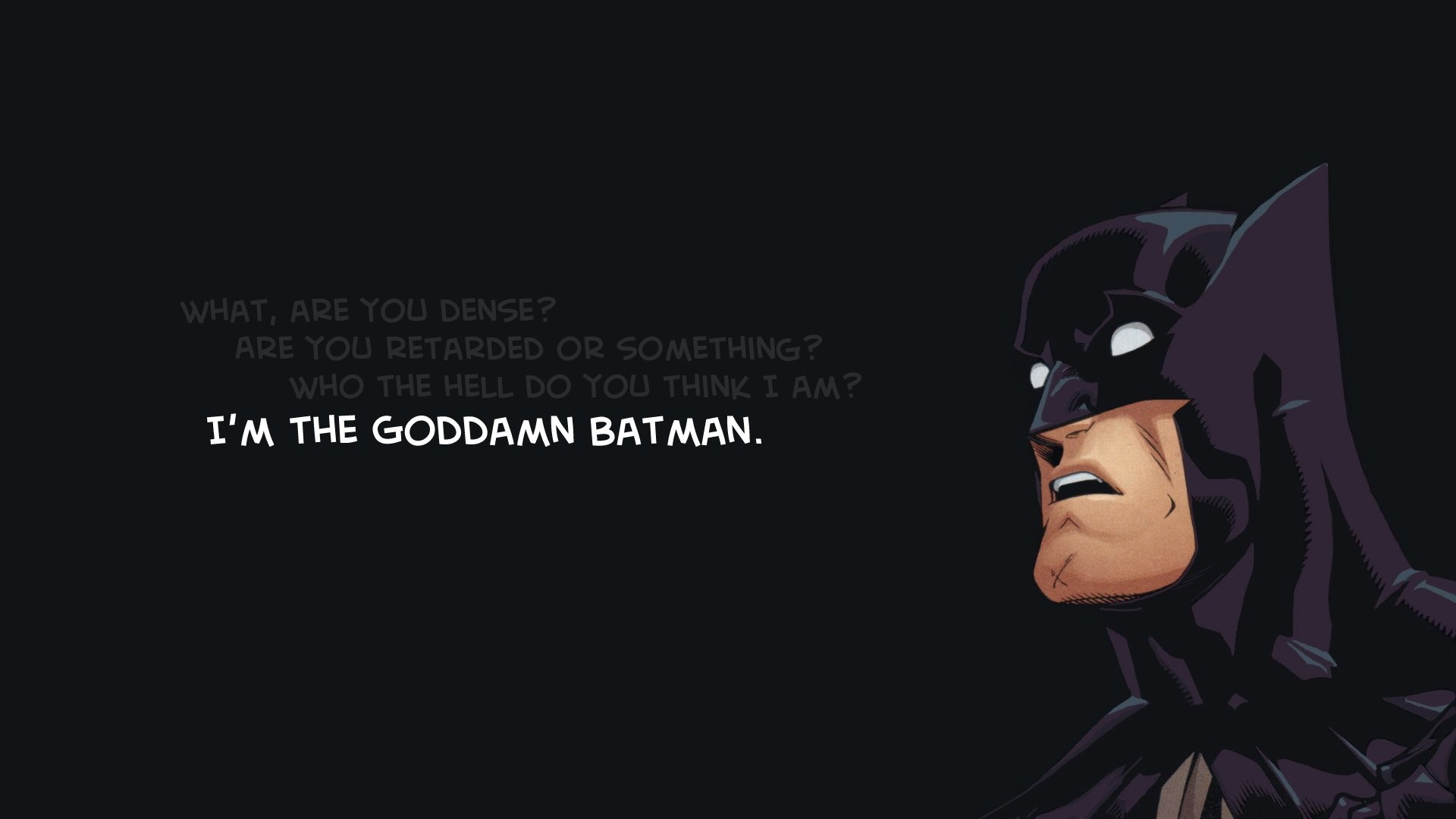 1920x1080 Batman Facebook Cover 820358 ...