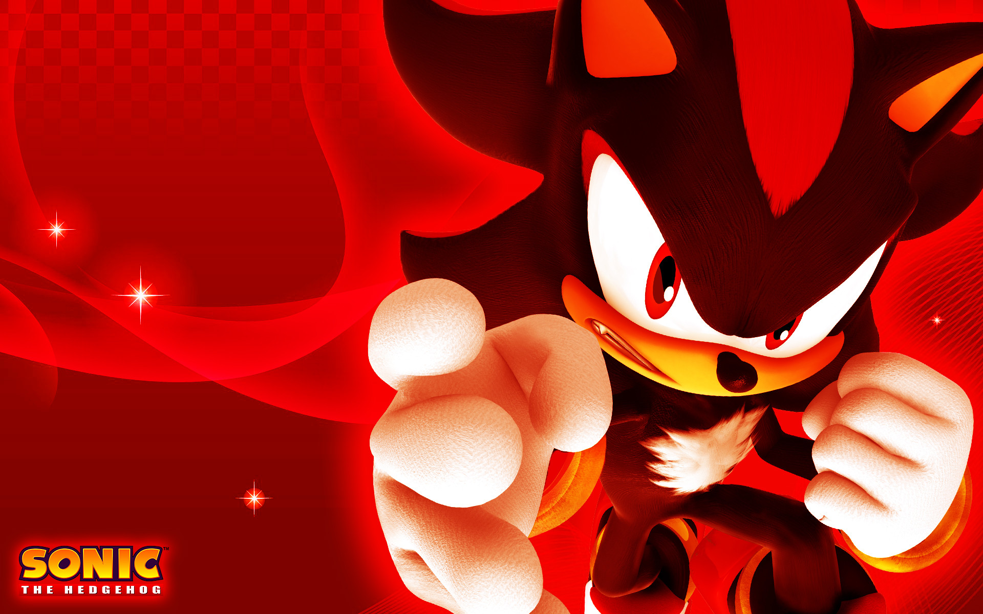 1920x1200 Download Free Shadow the Hedgehog Wallpaper.
