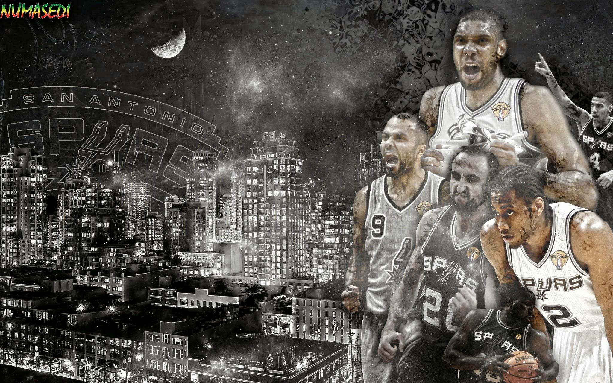 San Antonio Spurs 2018...