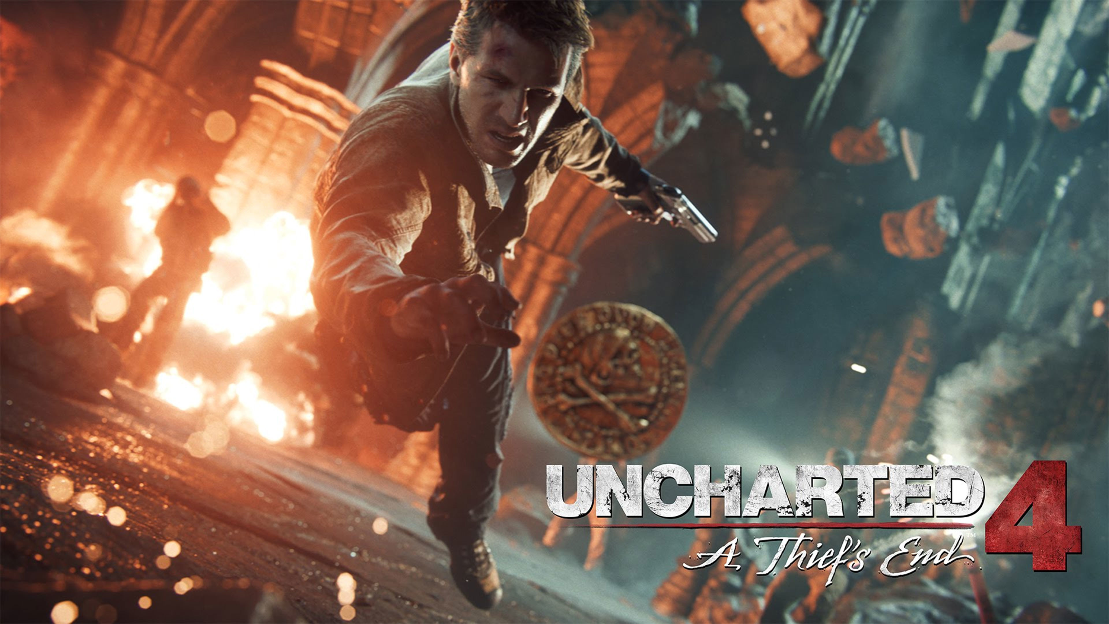 3840x2160 Uncharted 4 A Thief's End 4K Wallpaper ...
