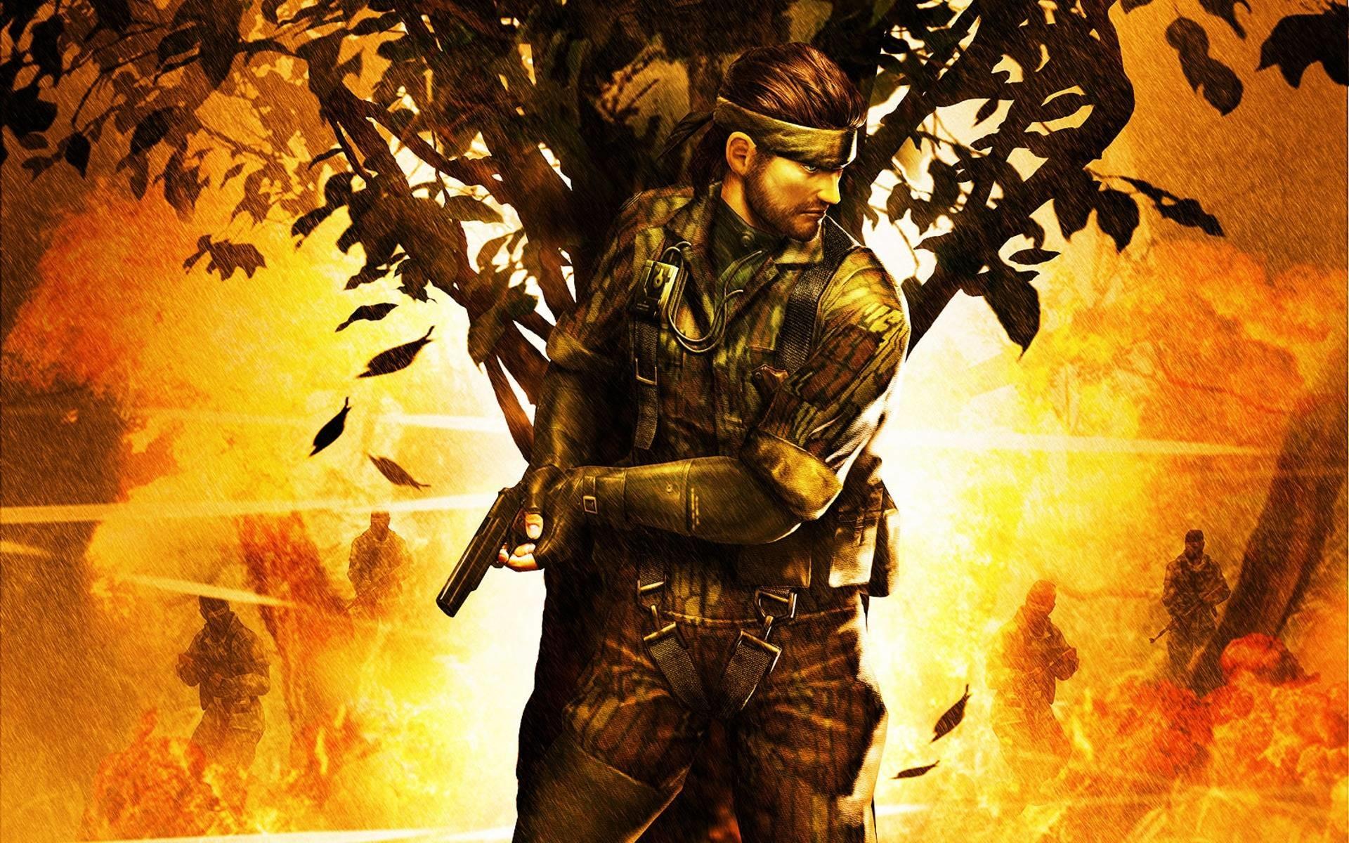 Metal Gear Solid Wallpaper 1080p (76+ images)